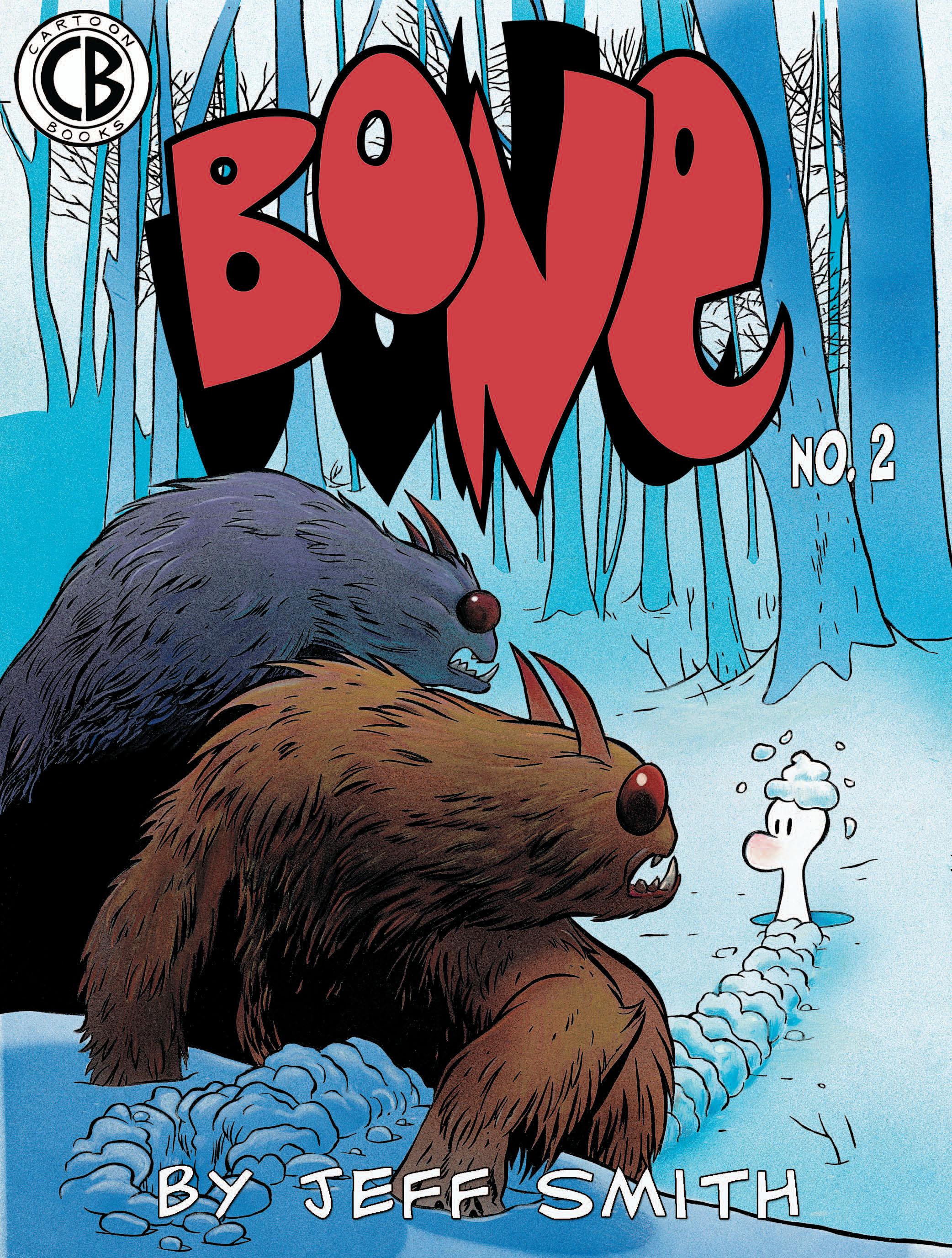 Bone 1991 Issue 2