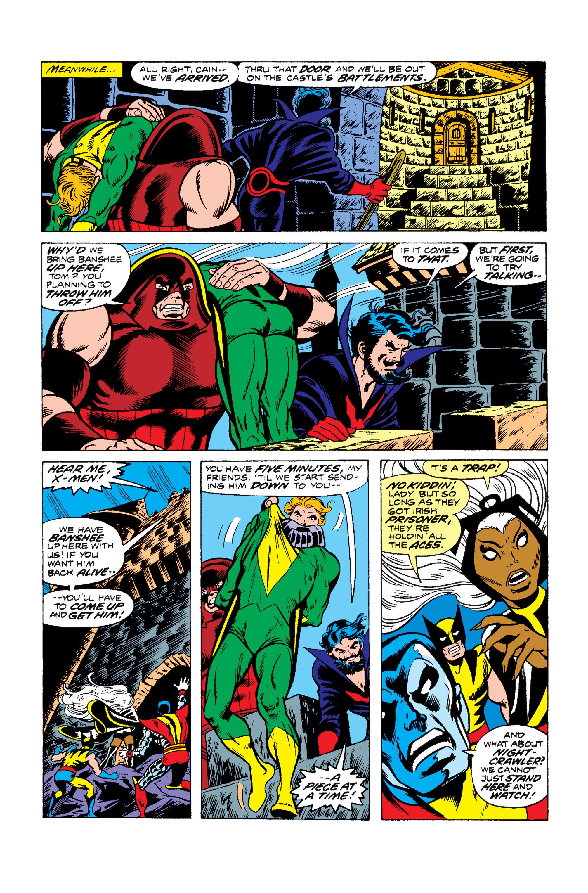 Uncanny X-Men (1963) 103 Page 11