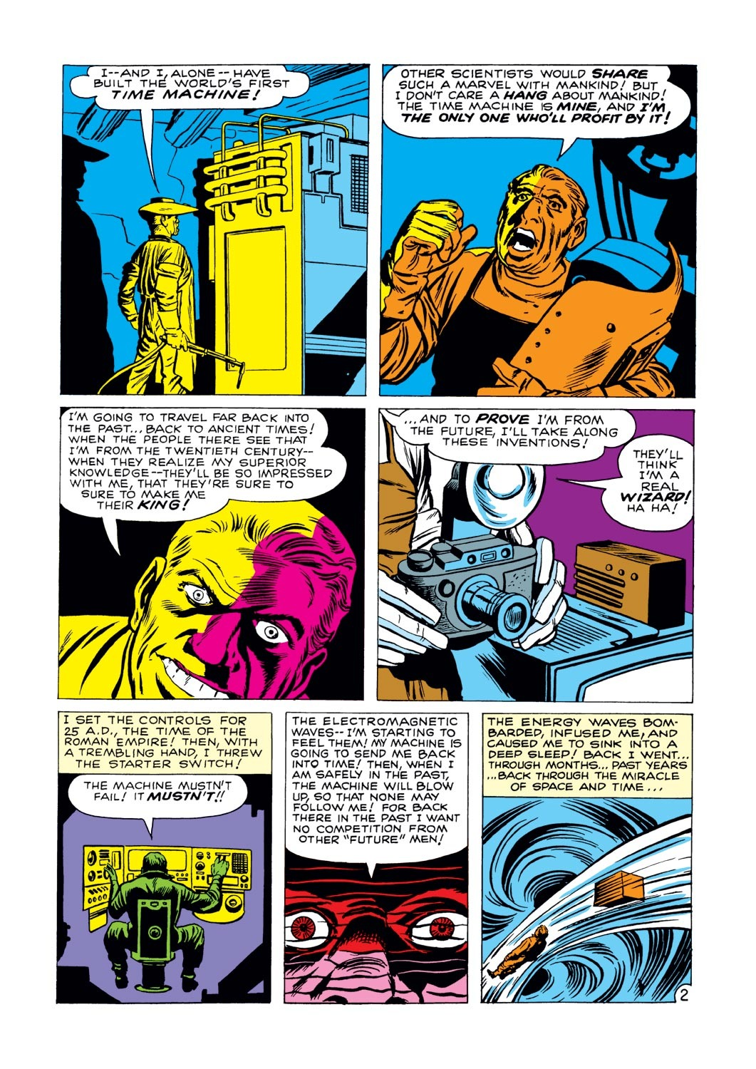 Tales of Suspense (1959) issue 21 - Page 23