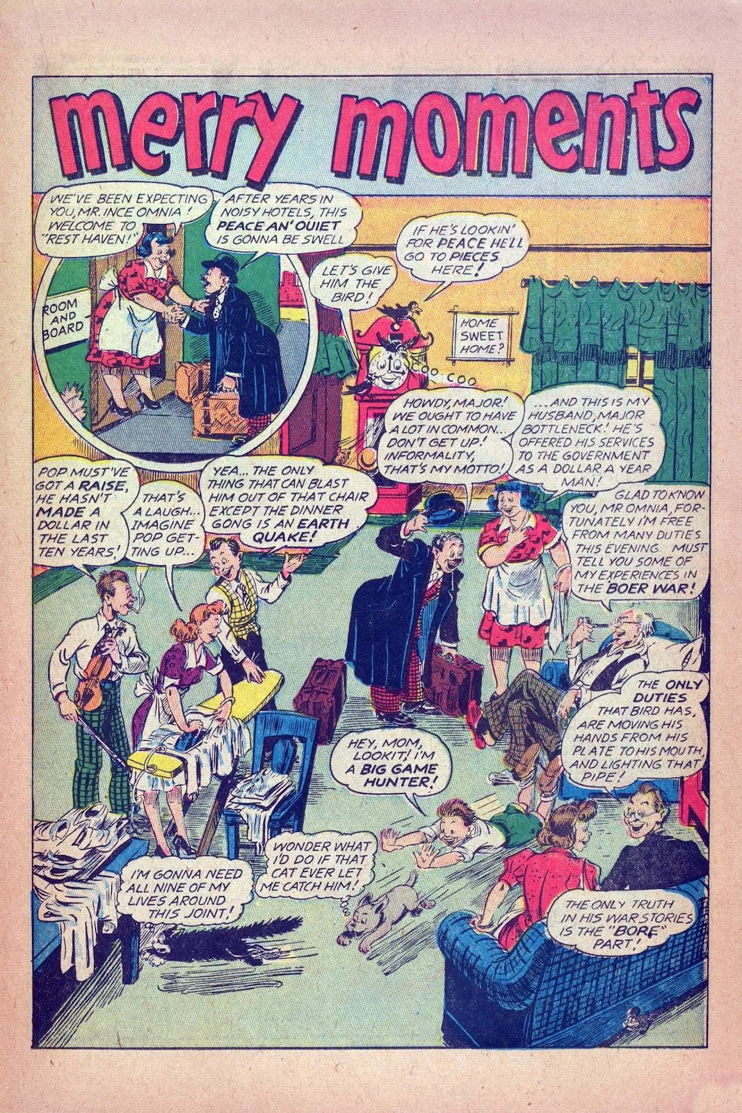 Read online Joker Comics comic -  Issue #18 - 23