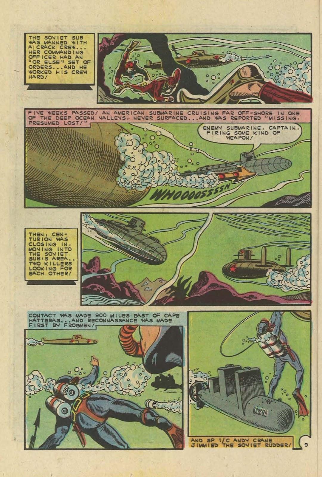 Read online Fightin' Navy comic -  Issue #131 - 12