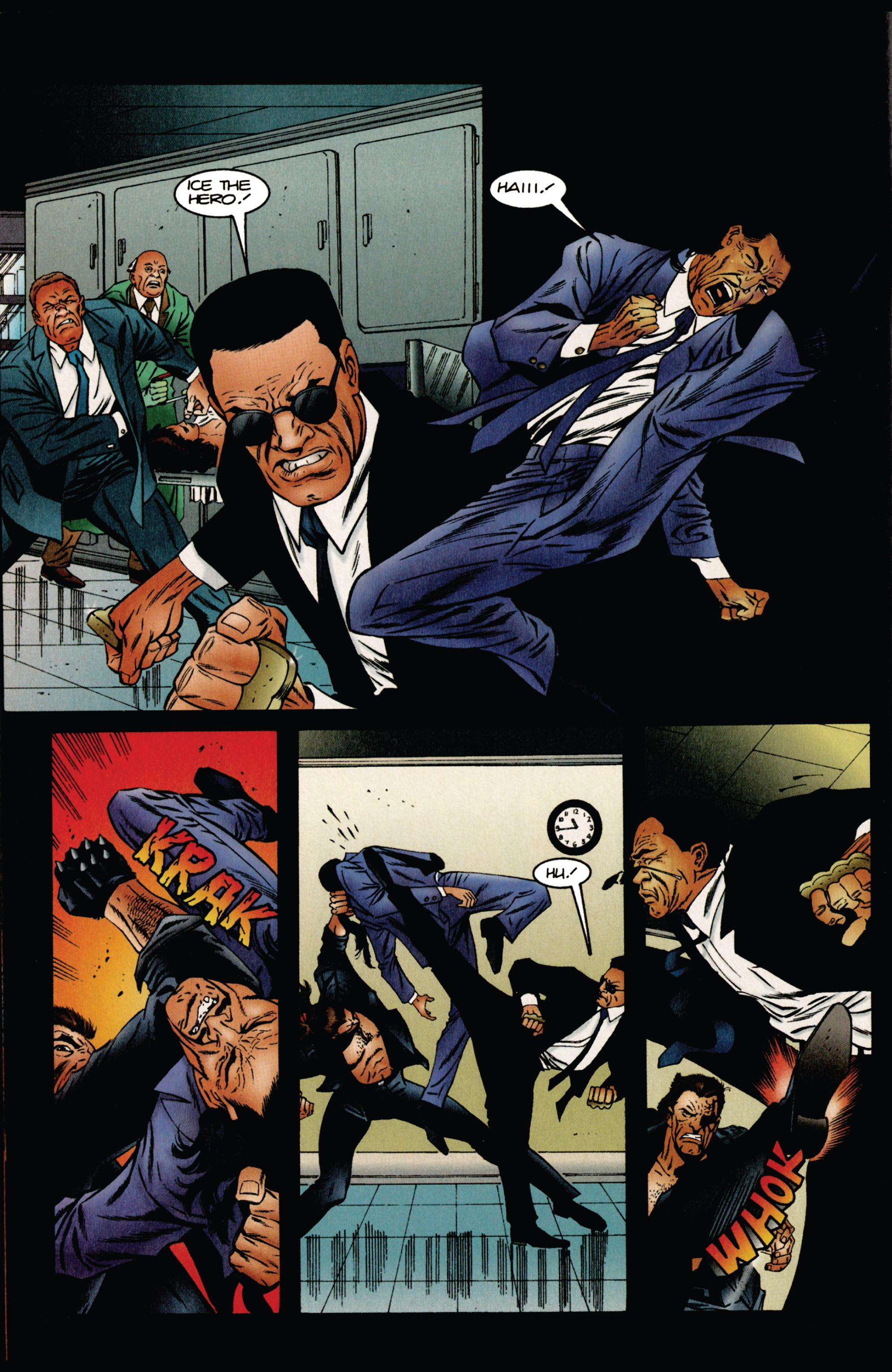 Read online Eternal Warrior (1992) comic -  Issue #39 - 20