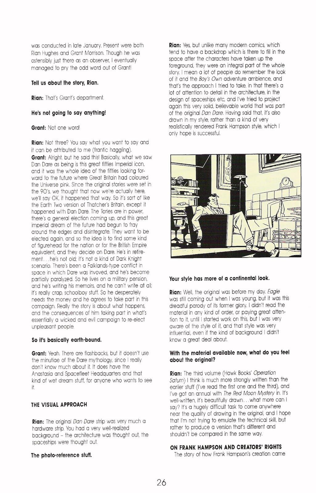 Read online Dare comic -  Issue #1 - 28