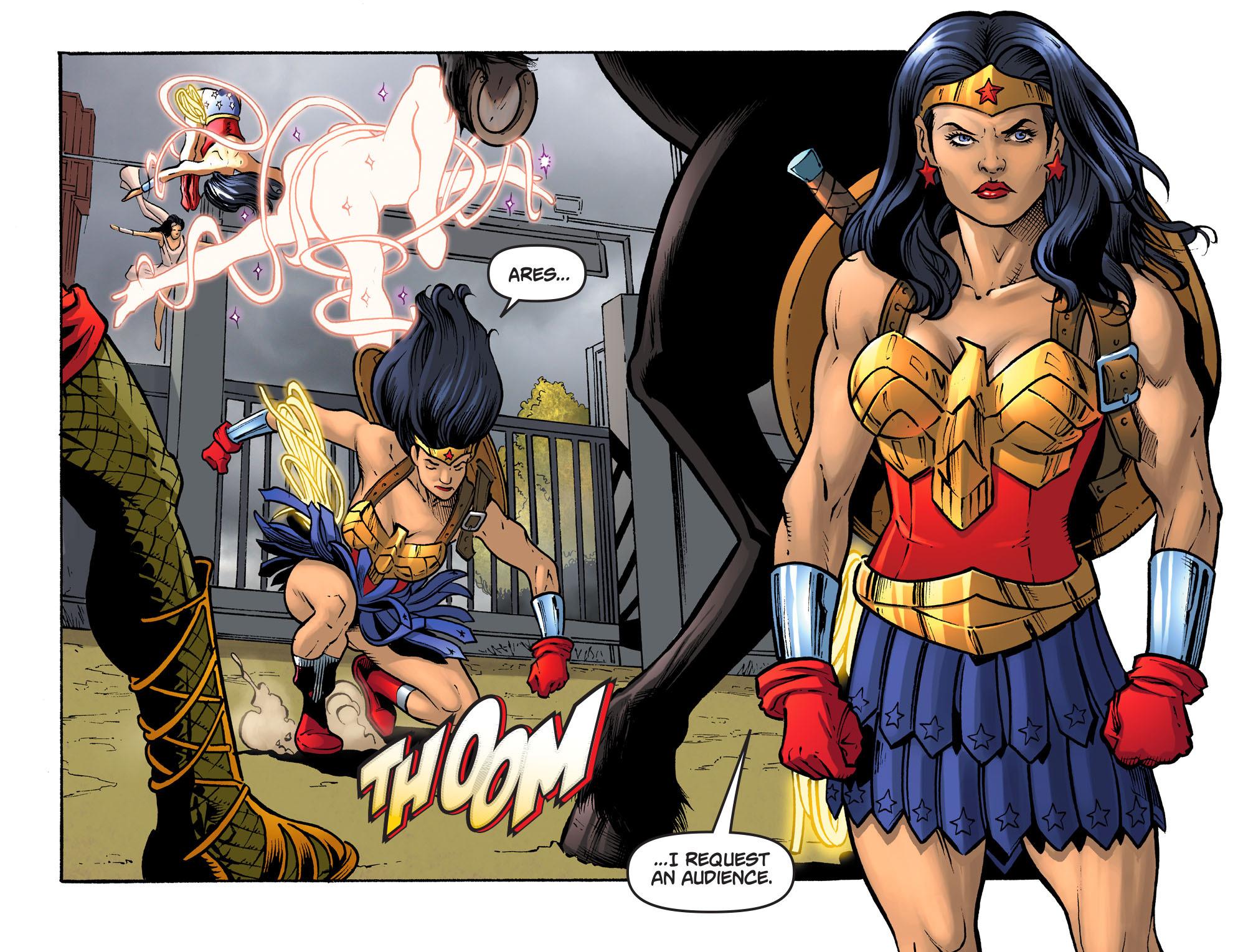 Read online Sensation Comics Featuring Wonder Woman comic -  Issue #34 - 16