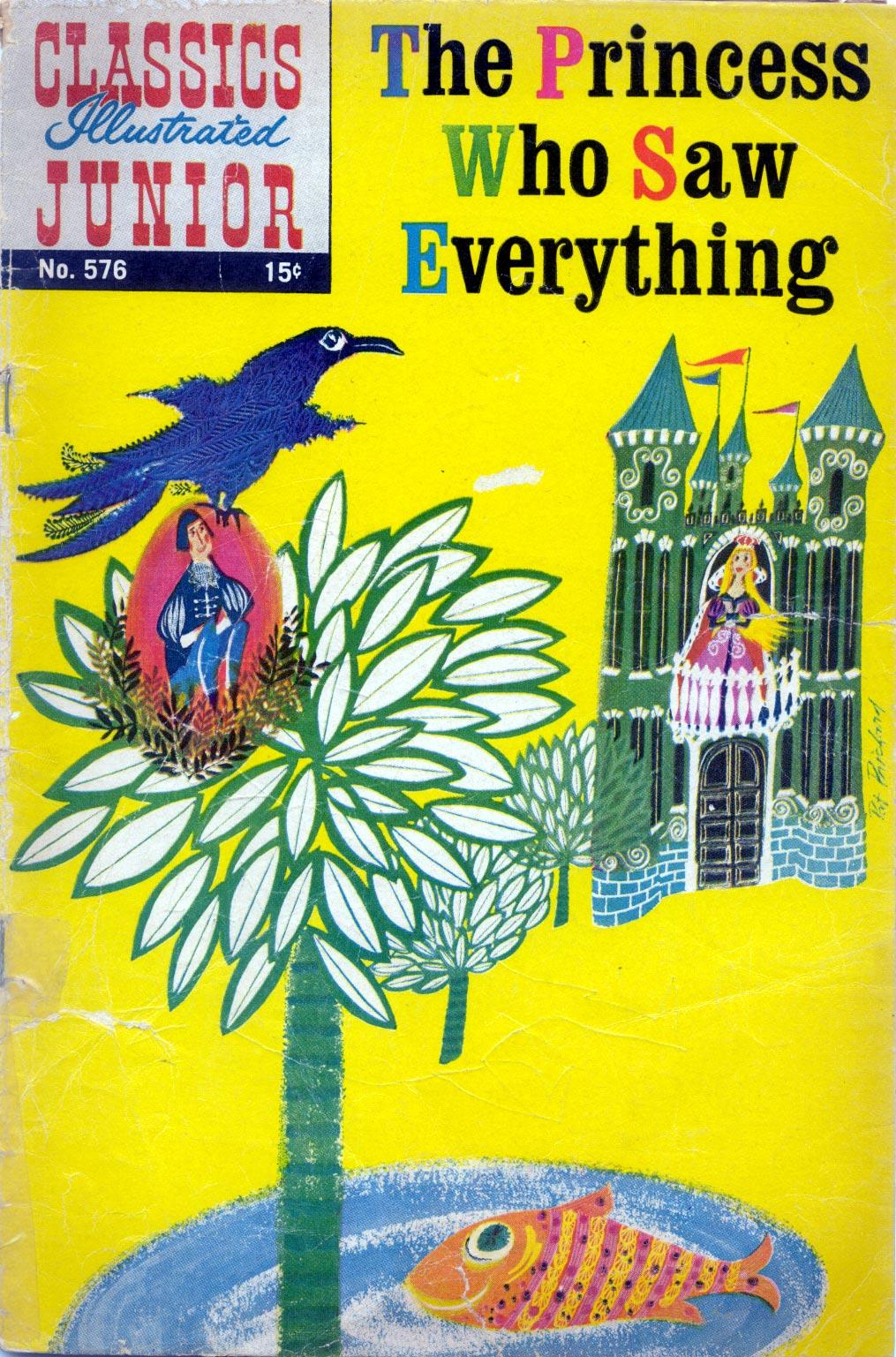 Classics Illustrated Junior 576 Page 1