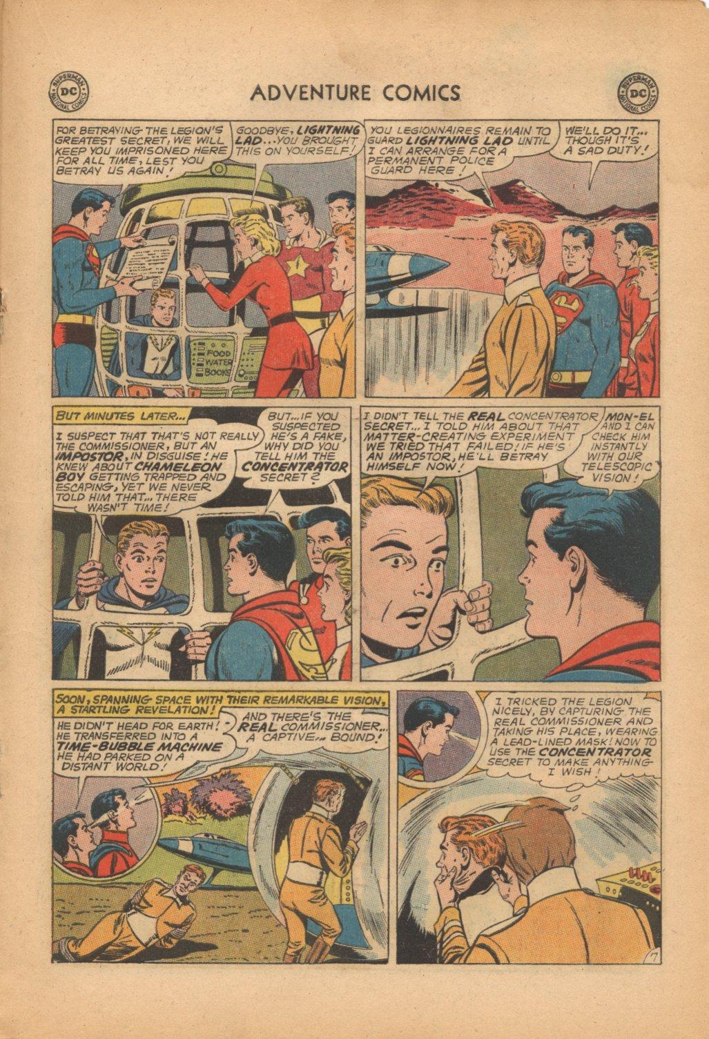 Read online Adventure Comics (1938) comic -  Issue #321 - 19
