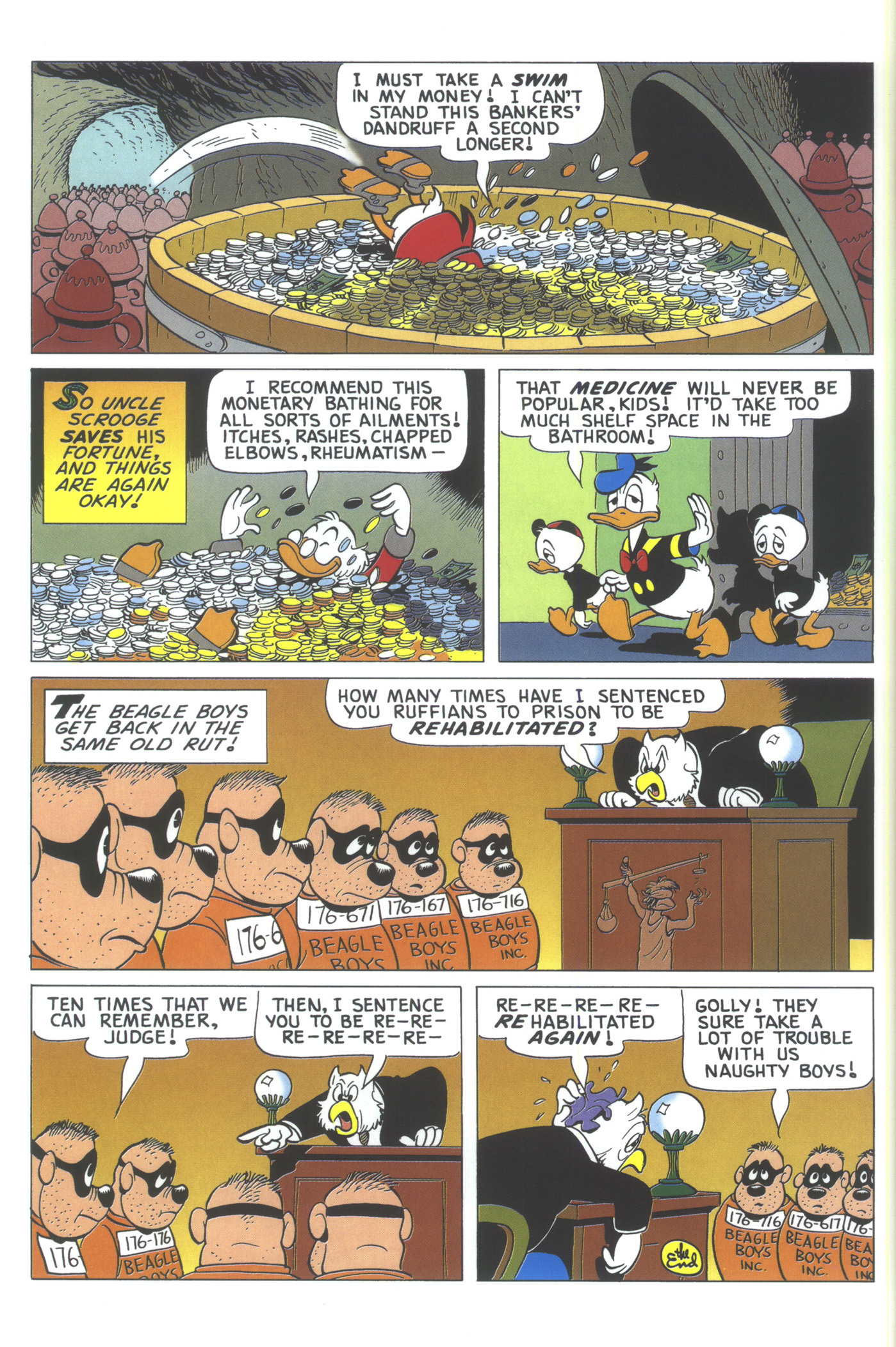 Read online Uncle Scrooge (1953) comic -  Issue #358 - 26
