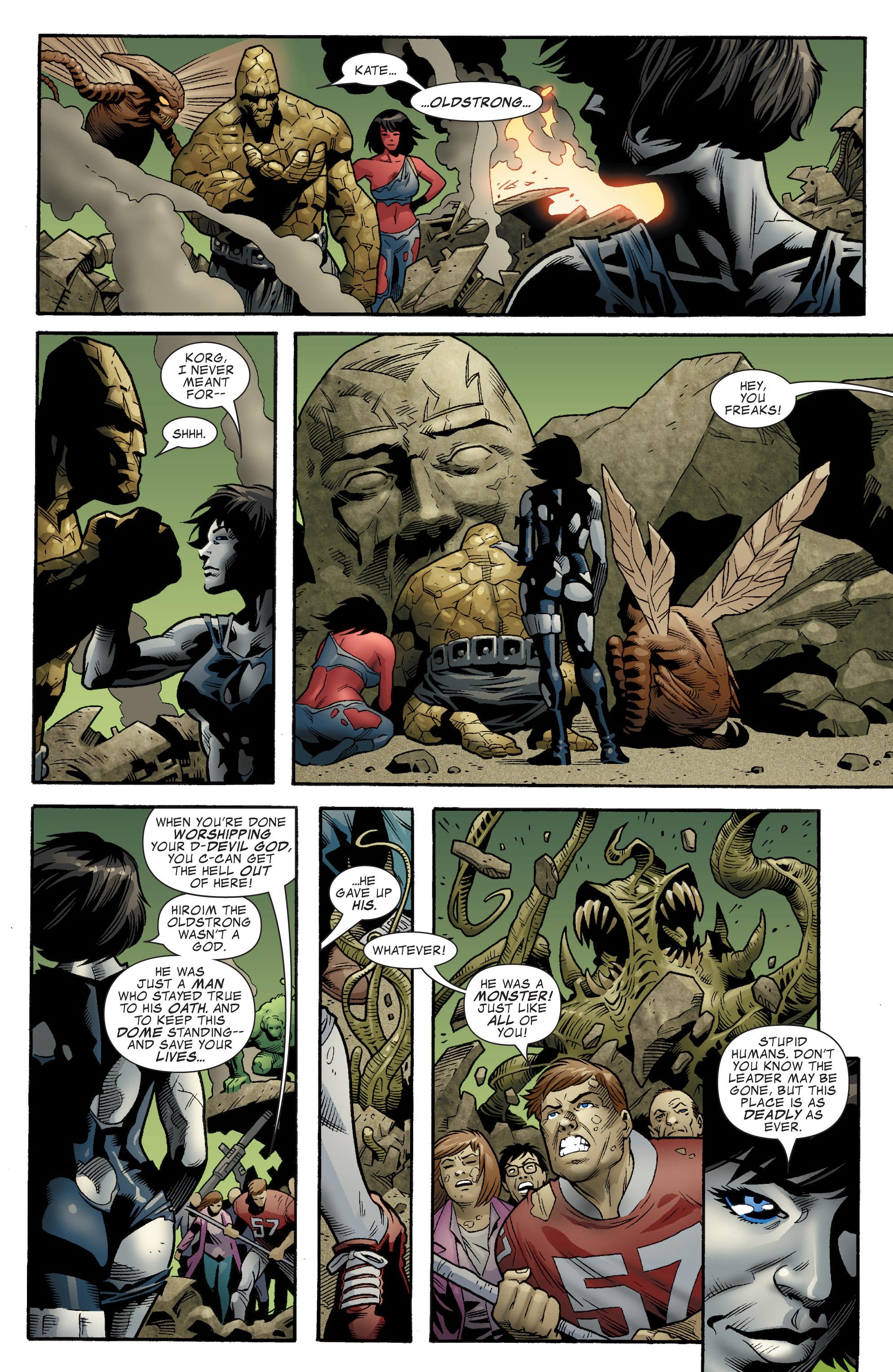 Read online World War Hulk Aftersmash: Warbound, Vol. 1 comic -  Issue #5 - 23