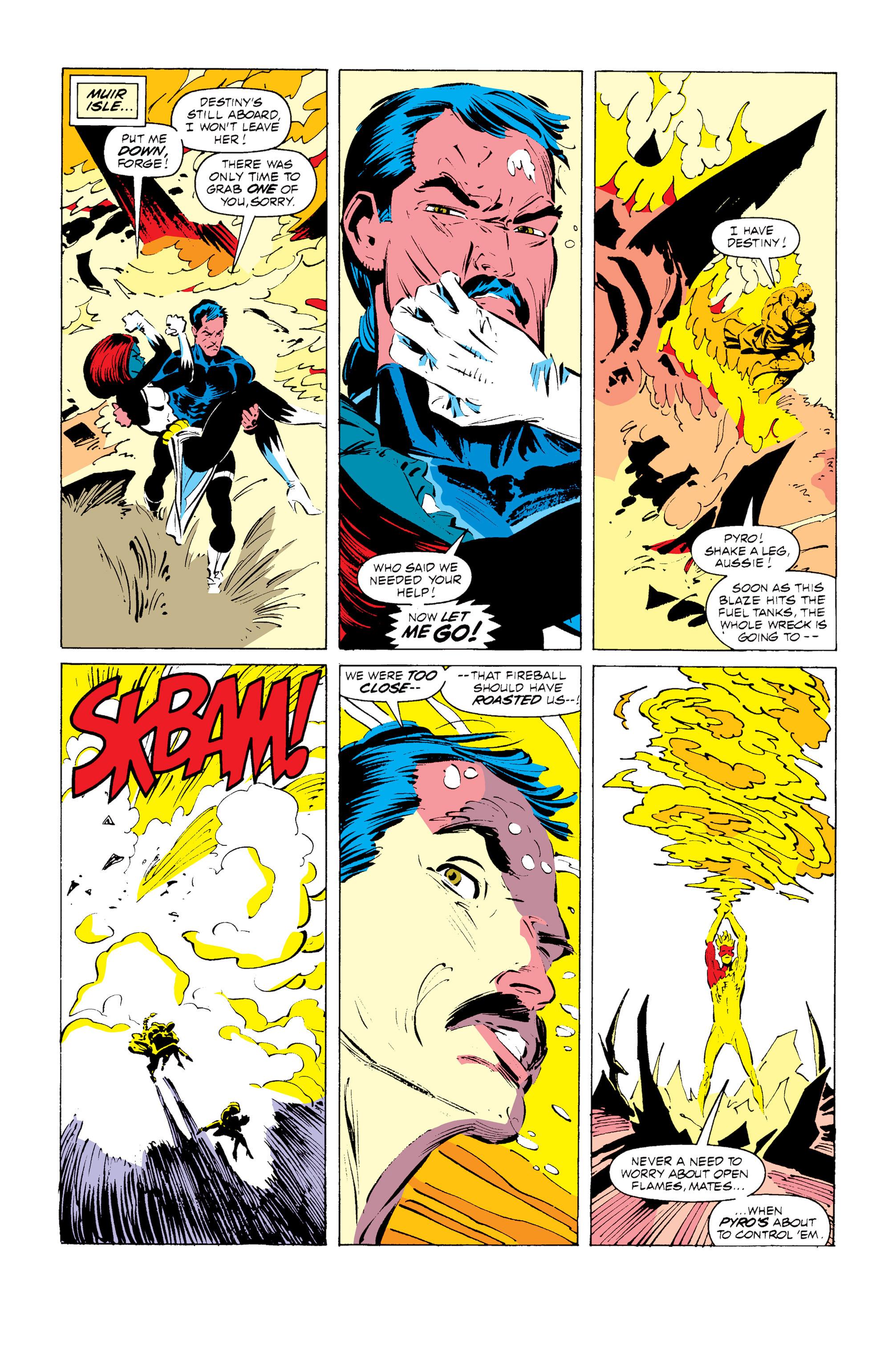 Read online Uncanny X-Men (1963) comic -  Issue #255 - 12