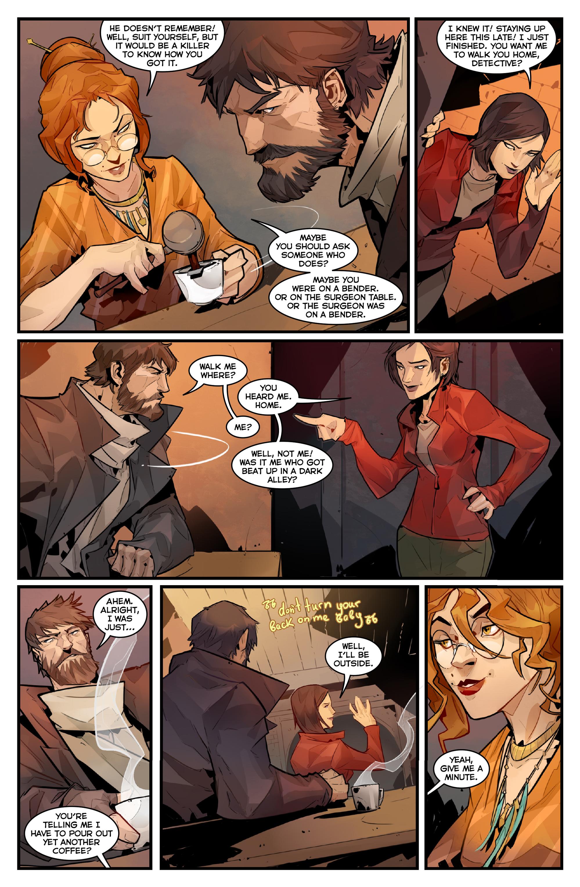 Read online Igor Grom comic -  Issue #4 - 9