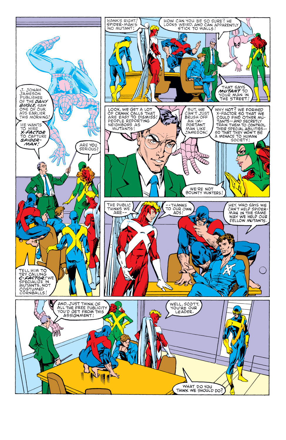 The Amazing Spider-Man (1963) 282 Page 7