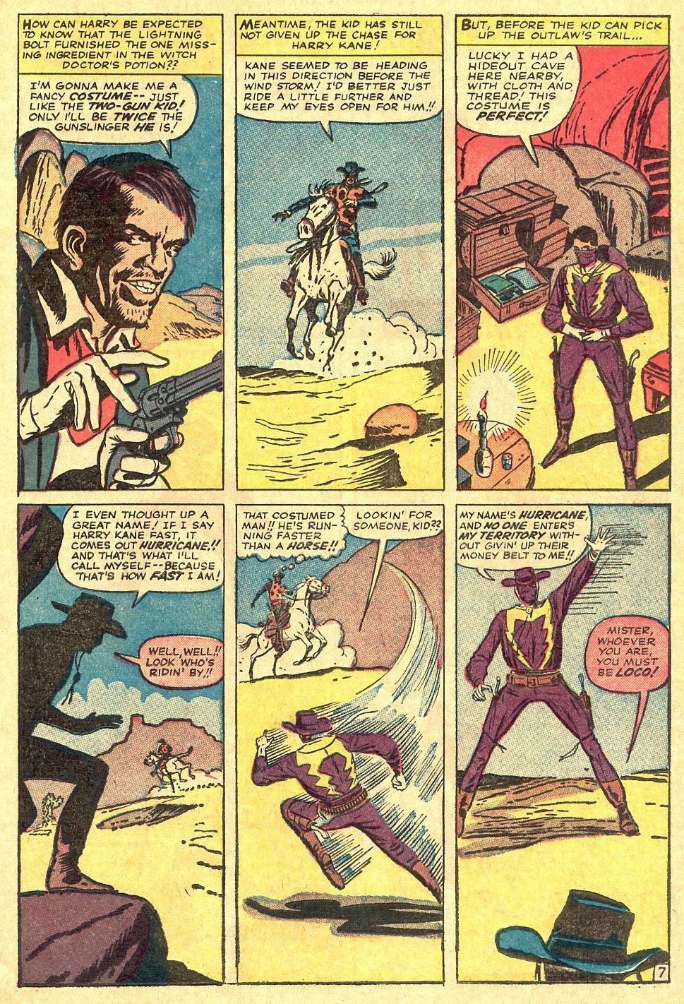 Read online Two-Gun Kid comic -  Issue #70 - 11