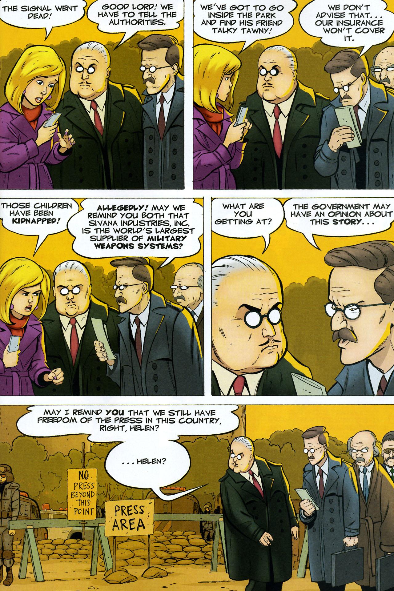 Read online Shazam!: The Monster Society of Evil comic -  Issue #4 - 15