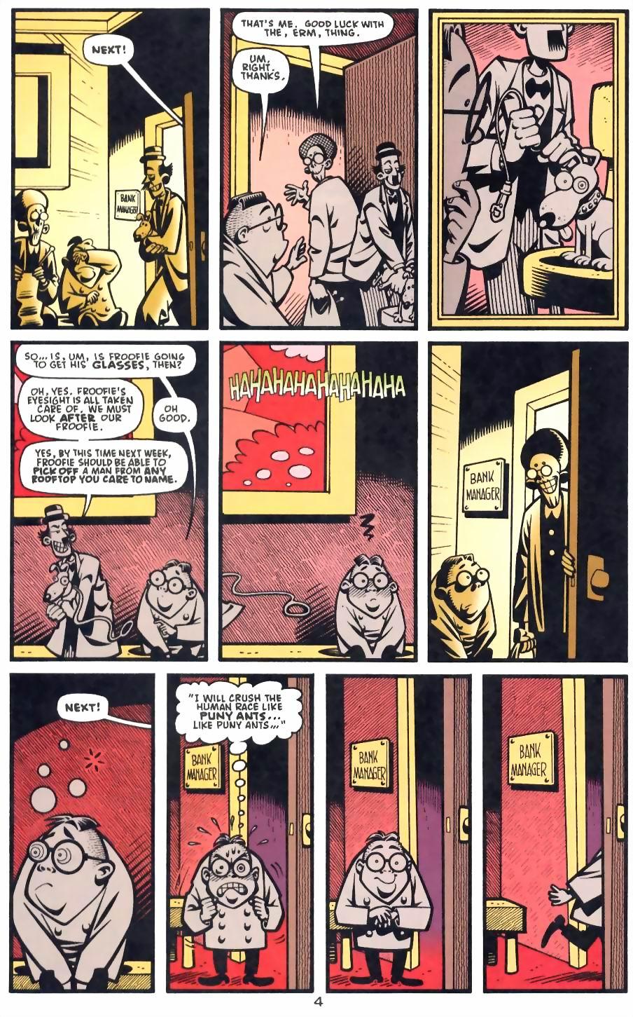 Read online Flinch comic -  Issue #13 - 13