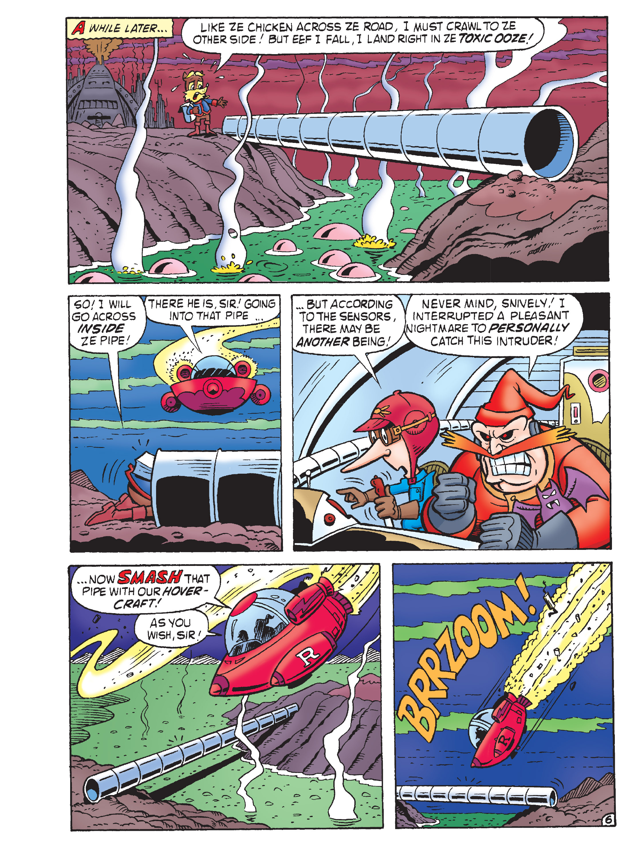 Read online Sonic Super Digest comic -  Issue #8 - 94