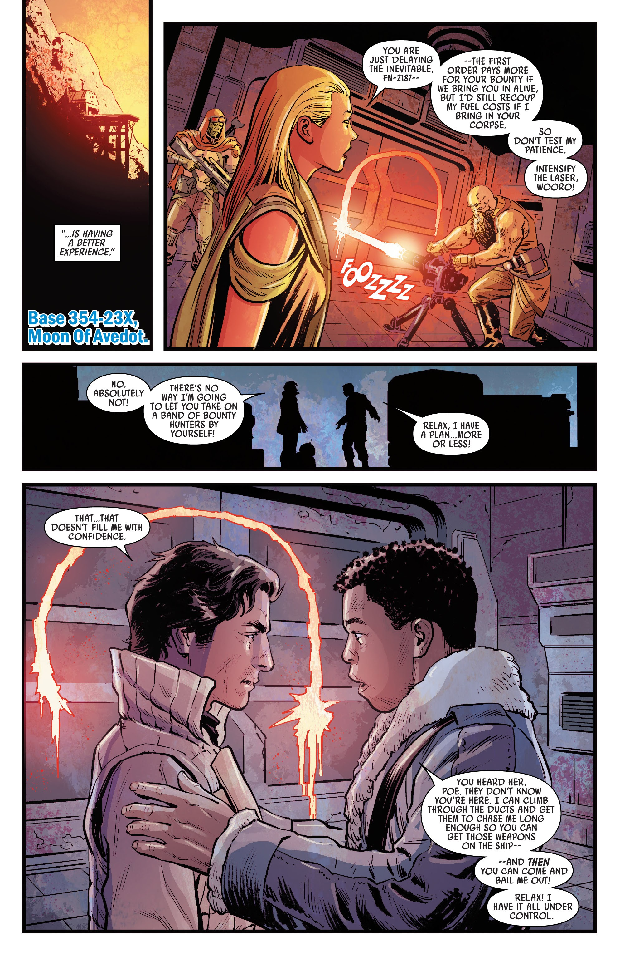 Journey To Star Wars The Rise Of Skywalker Allegiance 3 Read Journey To Star Wars The Rise Of Skywalker Allegiance Issue 3 Page 7
