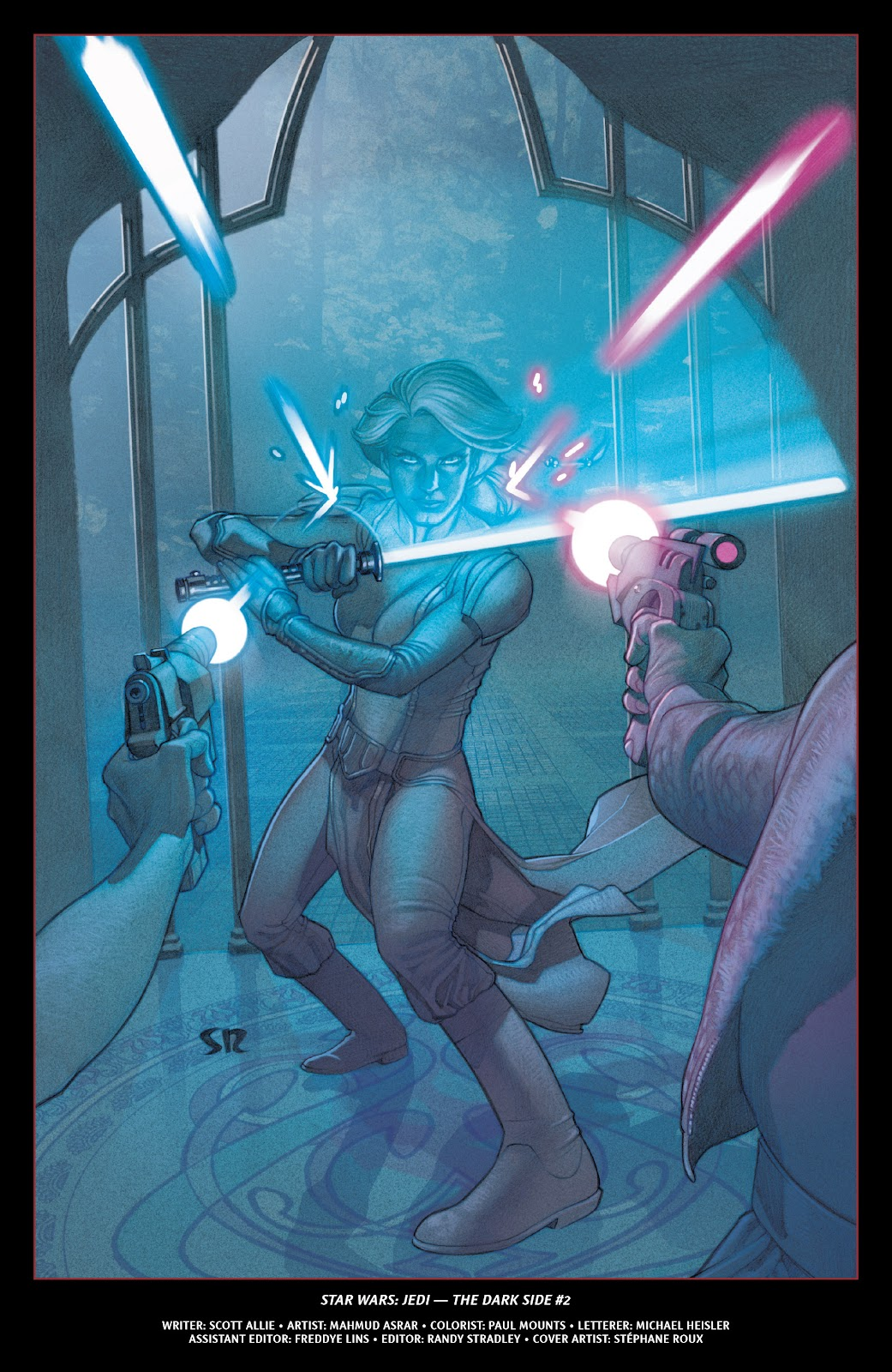 Read online Star Wars Legends: Rise of the Sith - Epic Collection comic -  Issue # TPB 1 (Part 2) - 7