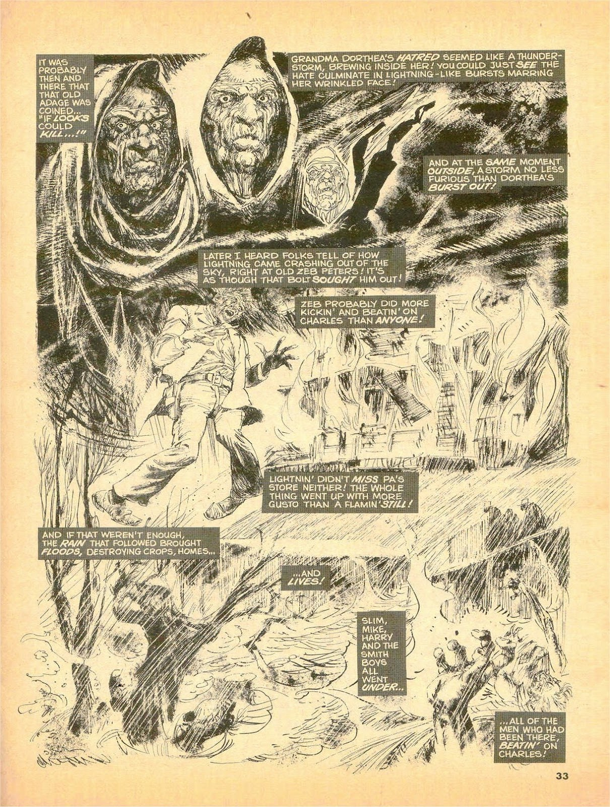 Creepy (1964) Issue #53 #53 - English 32