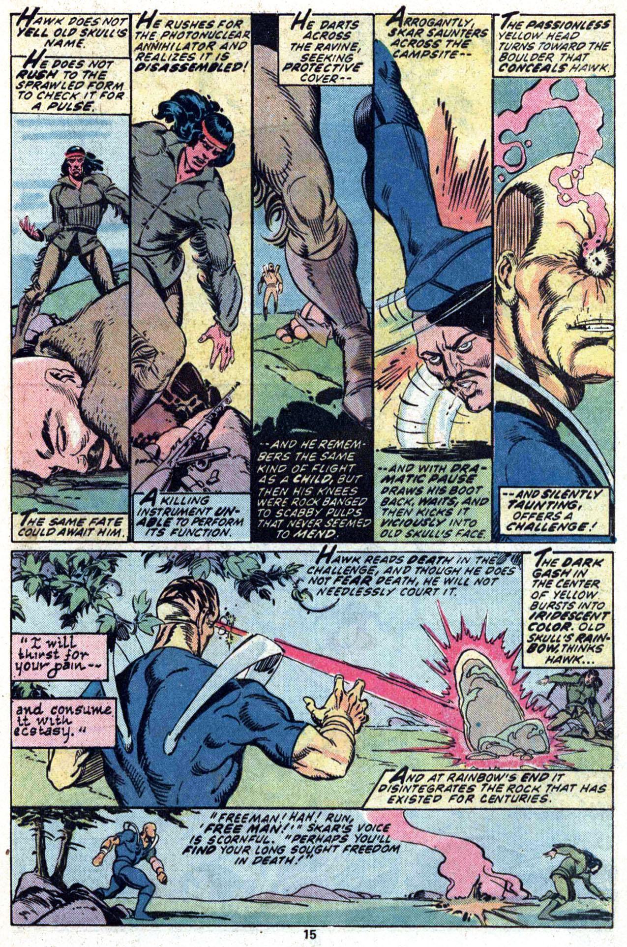 Read online Amazing Adventures (1970) comic -  Issue #34 - 17