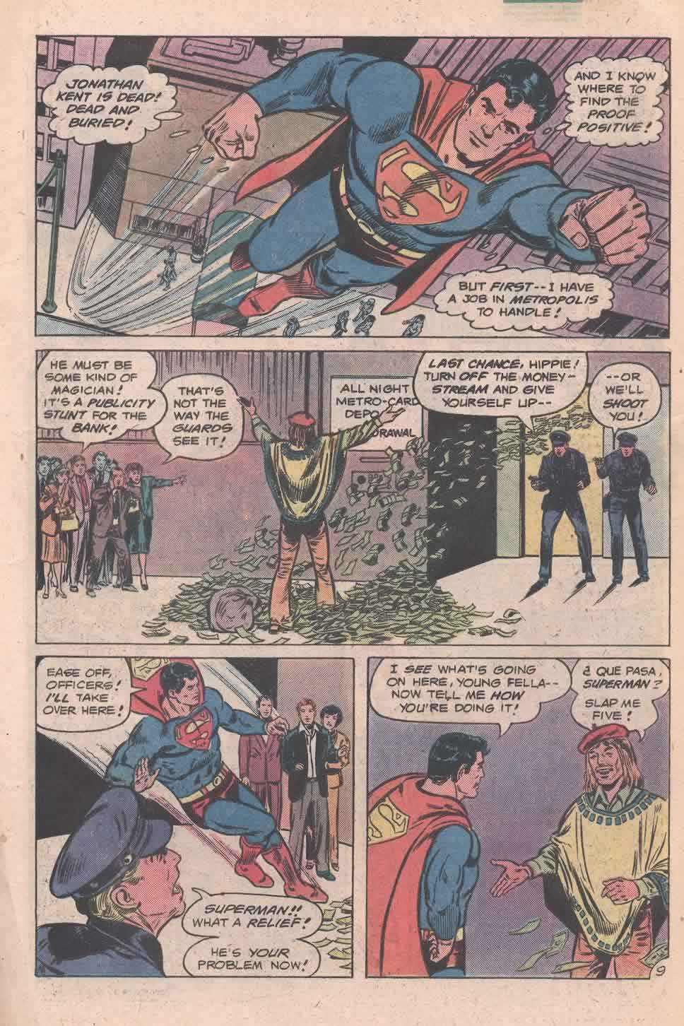 Read online Action Comics (1938) comic -  Issue #507 - 11
