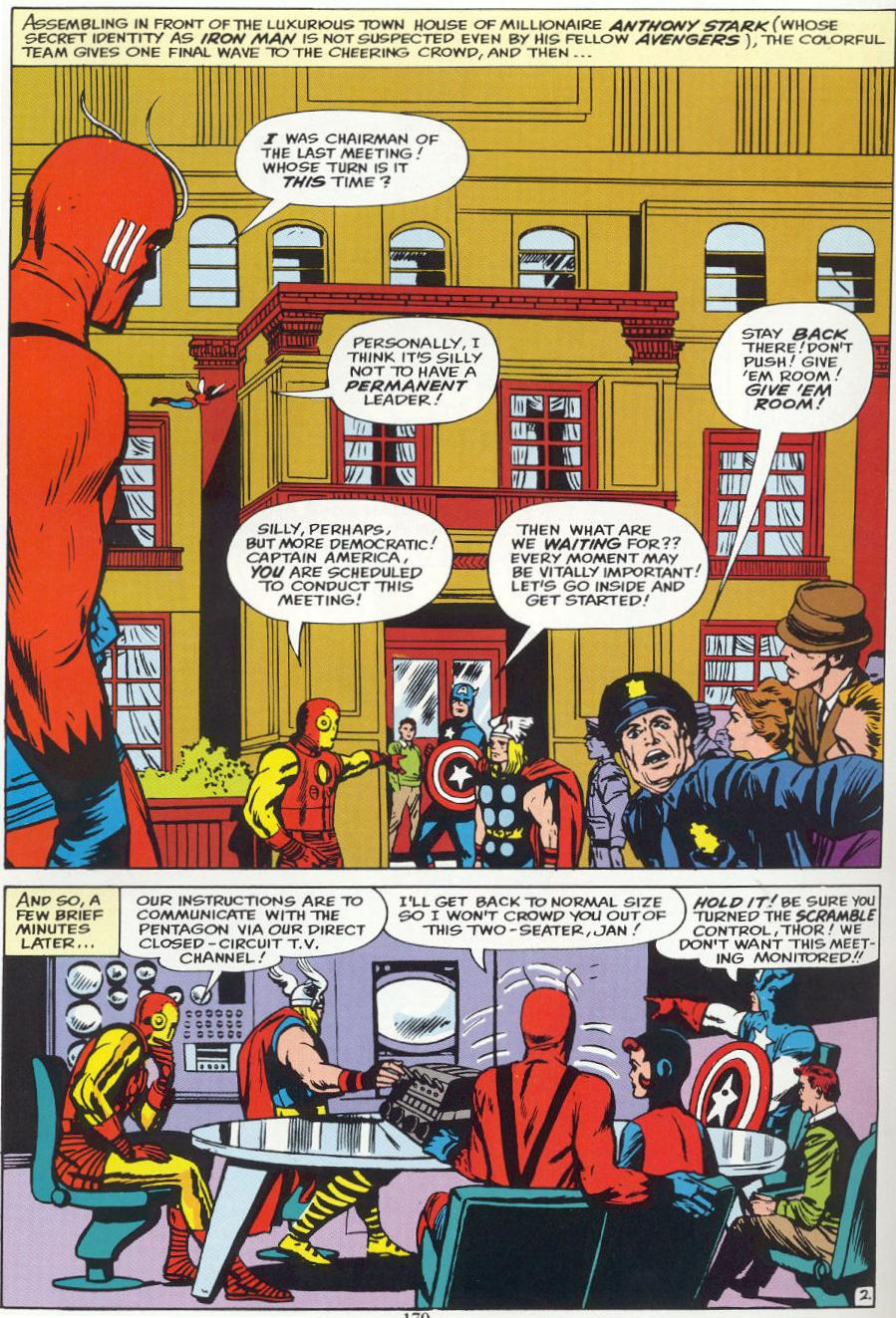 The Avengers (1963) 8 Page 2