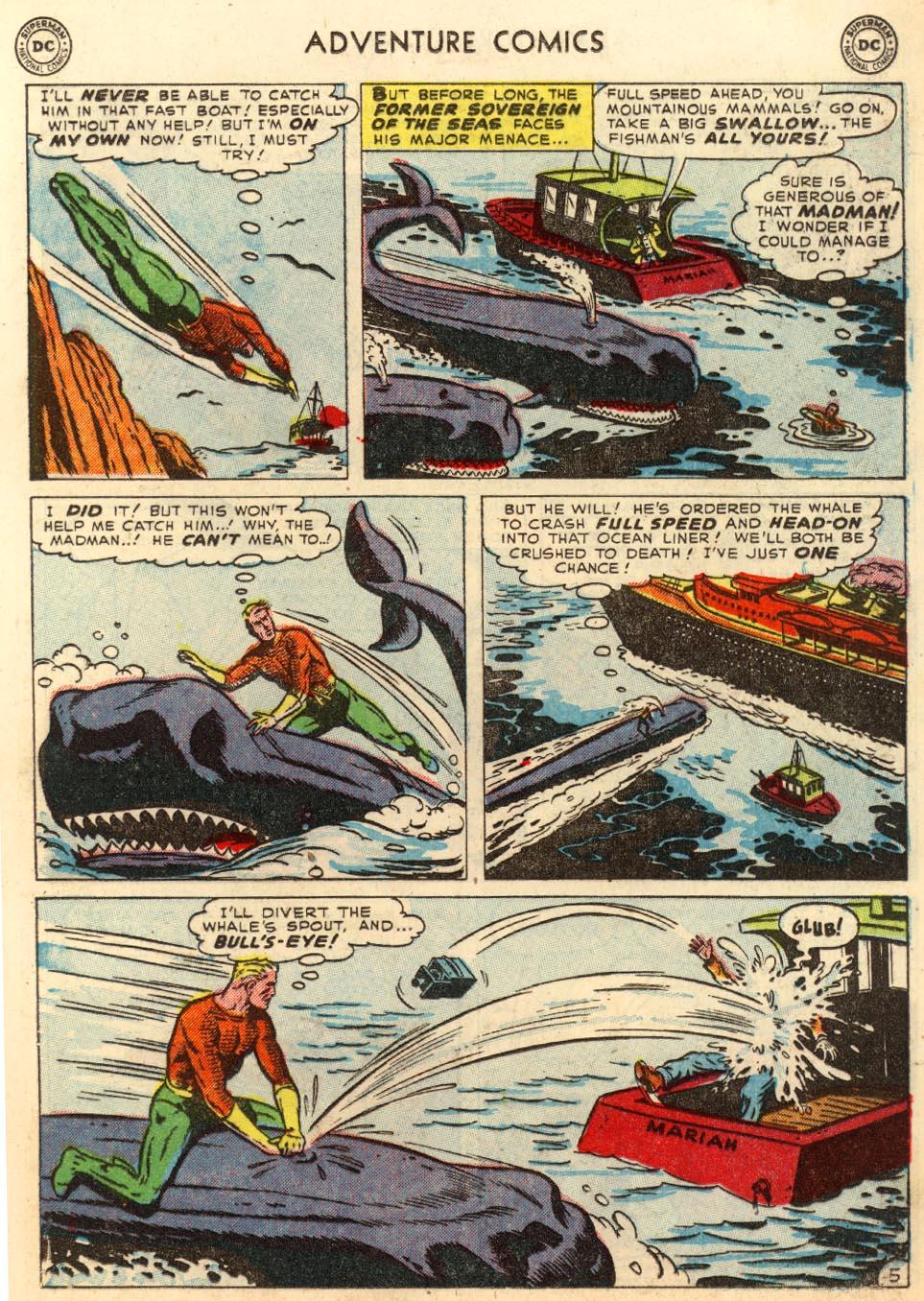 Read online Adventure Comics (1938) comic -  Issue #170 - 21