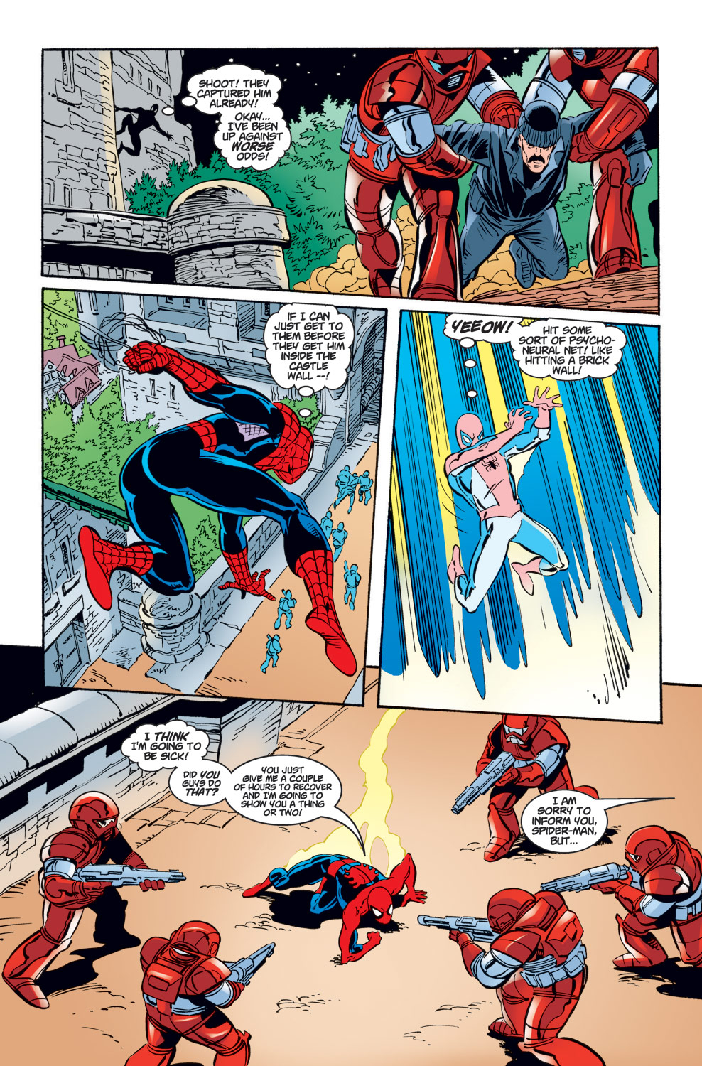 The Amazing Spider-Man (1999) 15 Page 10