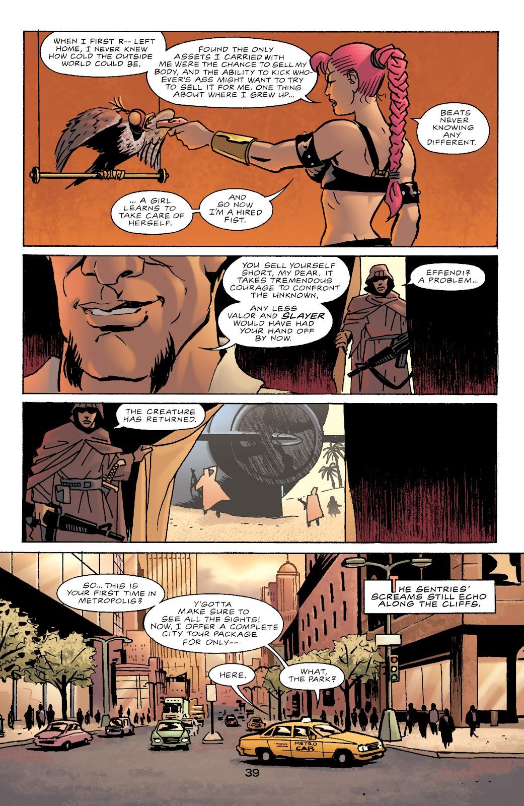 Batman/Superman/Wonder Woman: Trinity issue 1 - Page 36