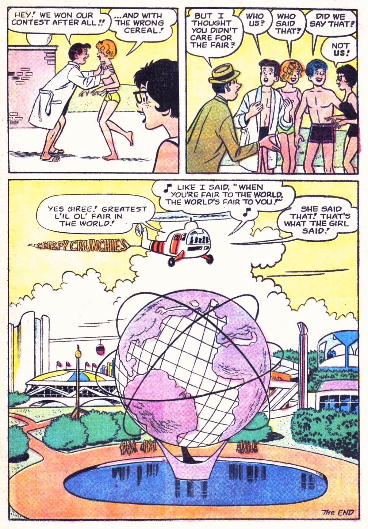 Read online She's Josie comic -  Issue #9 - 33