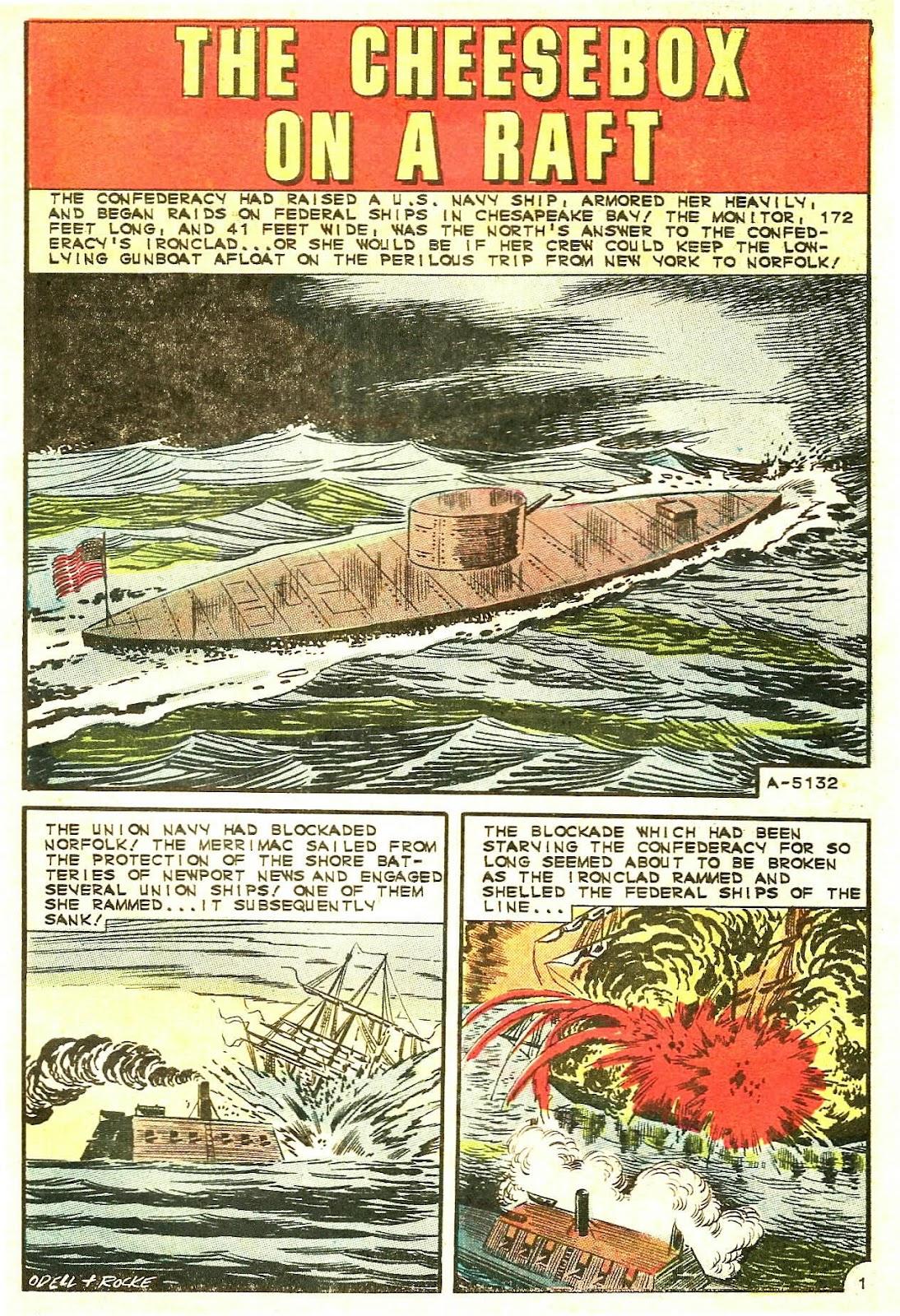 Read online Fightin' Navy comic -  Issue #125 - 31