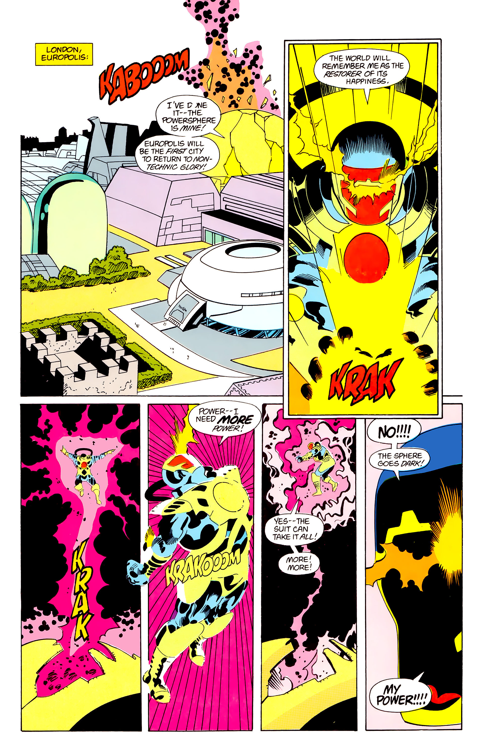 Legion of Super-Heroes (1984) 22 Page 22