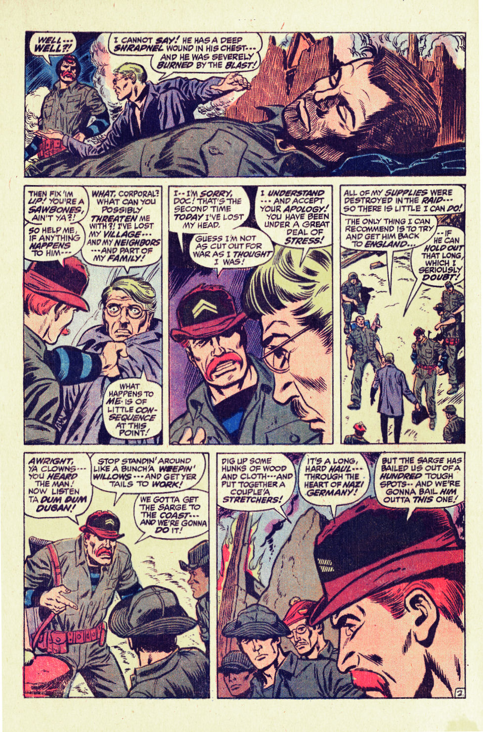 Read online Sgt. Fury comic -  Issue #96 - 4