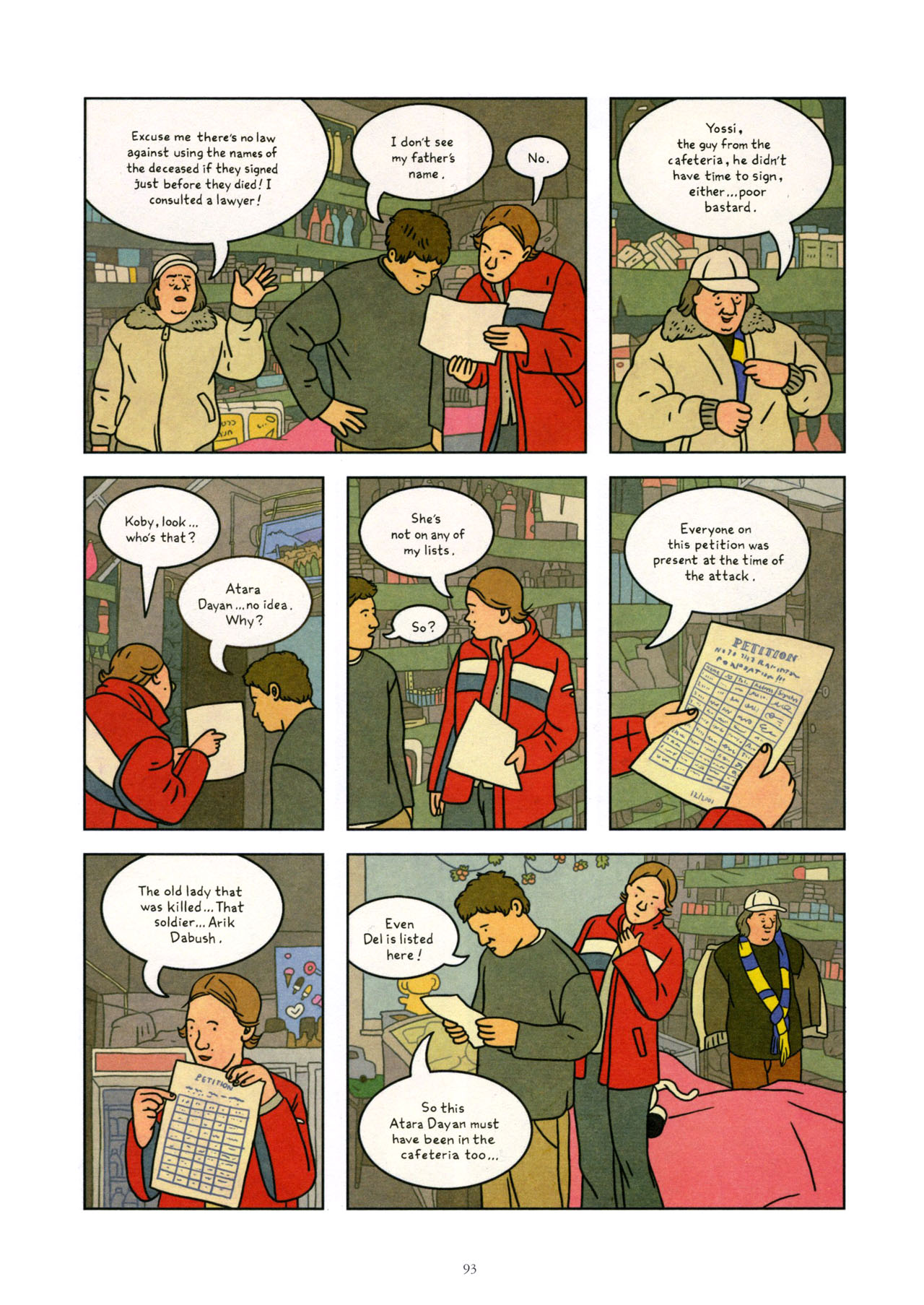 Read online Exit Wounds comic -  Issue # TPB - 94
