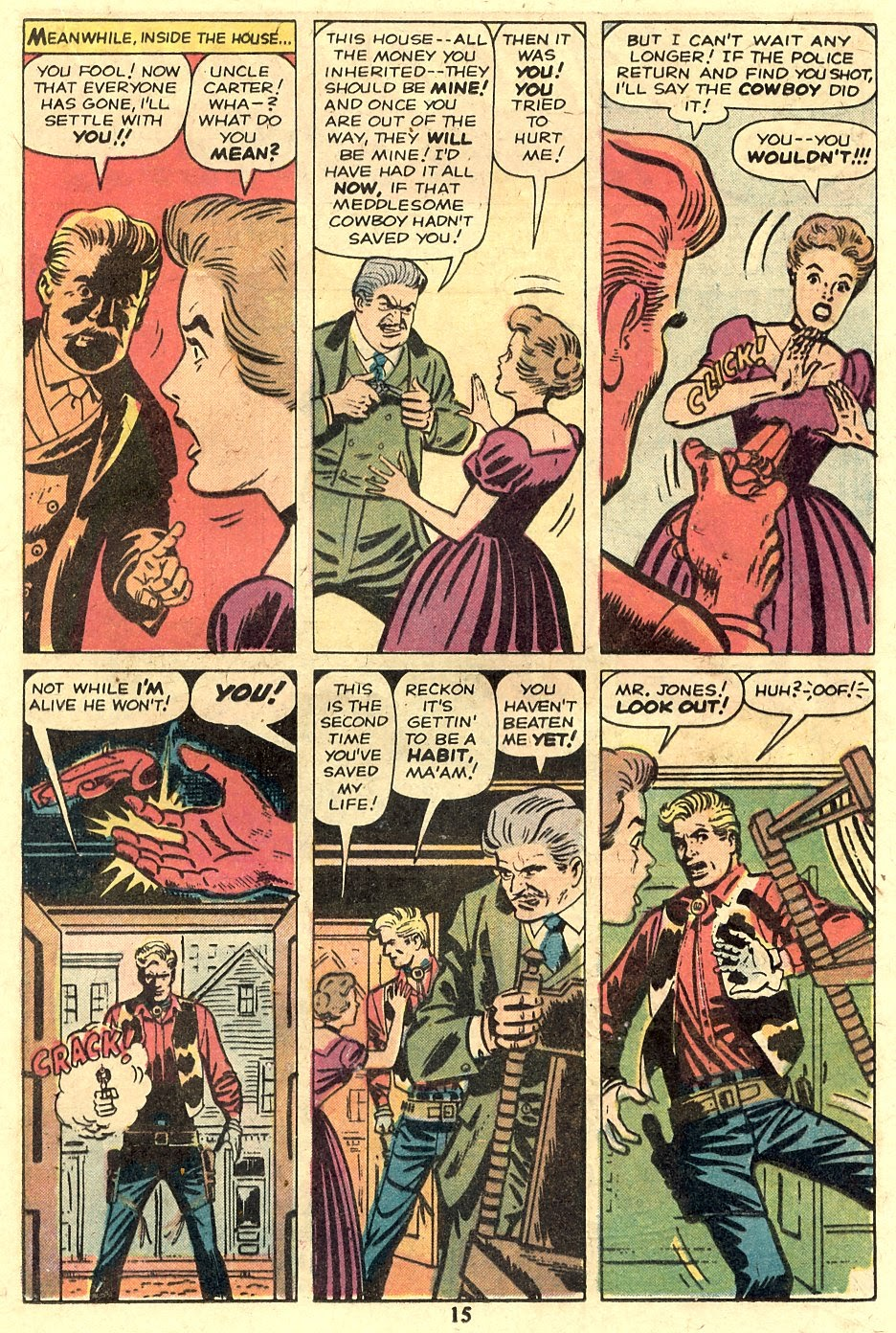 Kid Colt Outlaw issue 185 - Page 17
