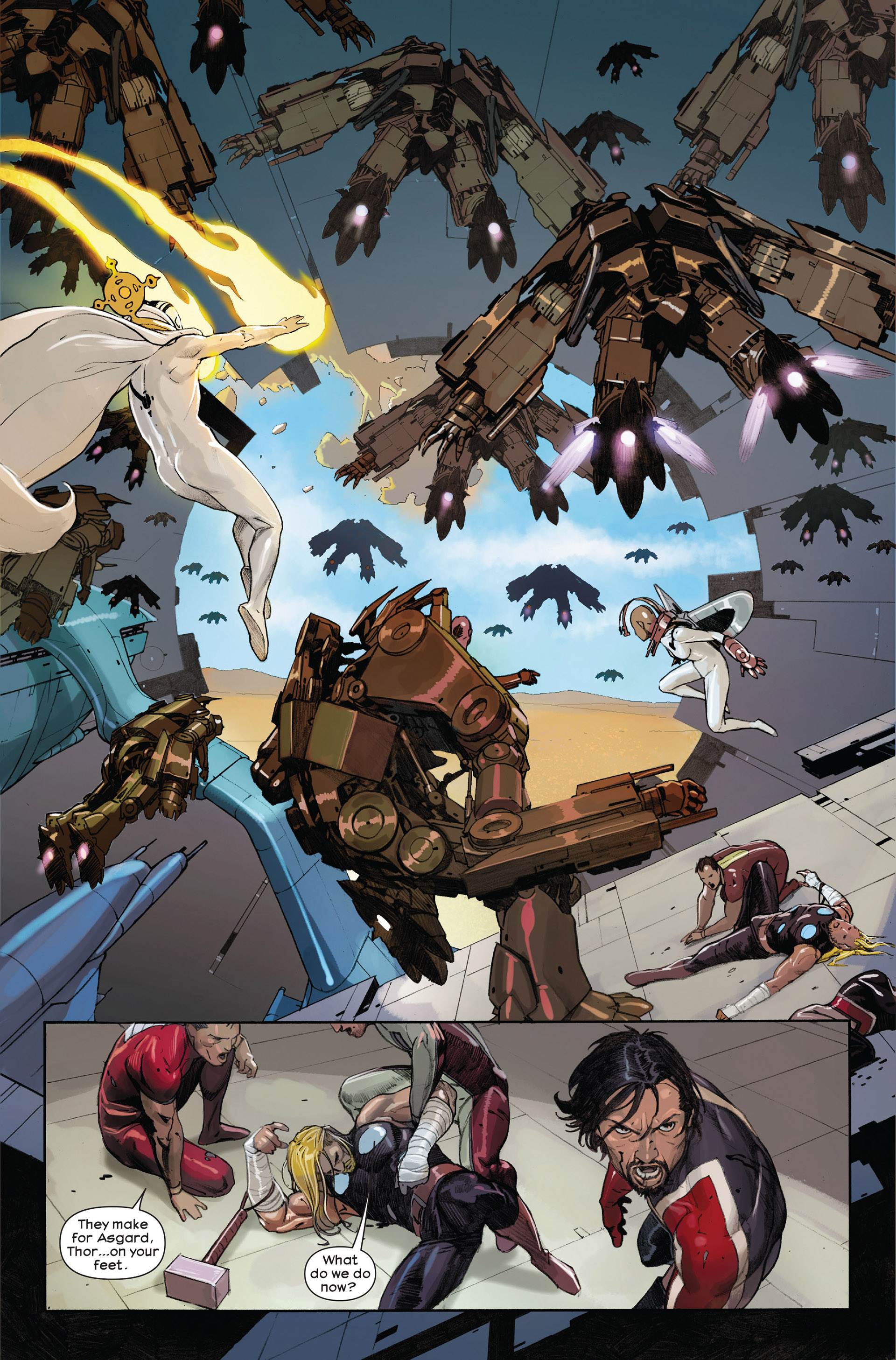 Read online Ultimate Comics Ultimates comic -  Issue #2 - 18
