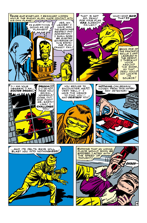 Read online Amazing Adventures (1961) comic -  Issue #3 - 25