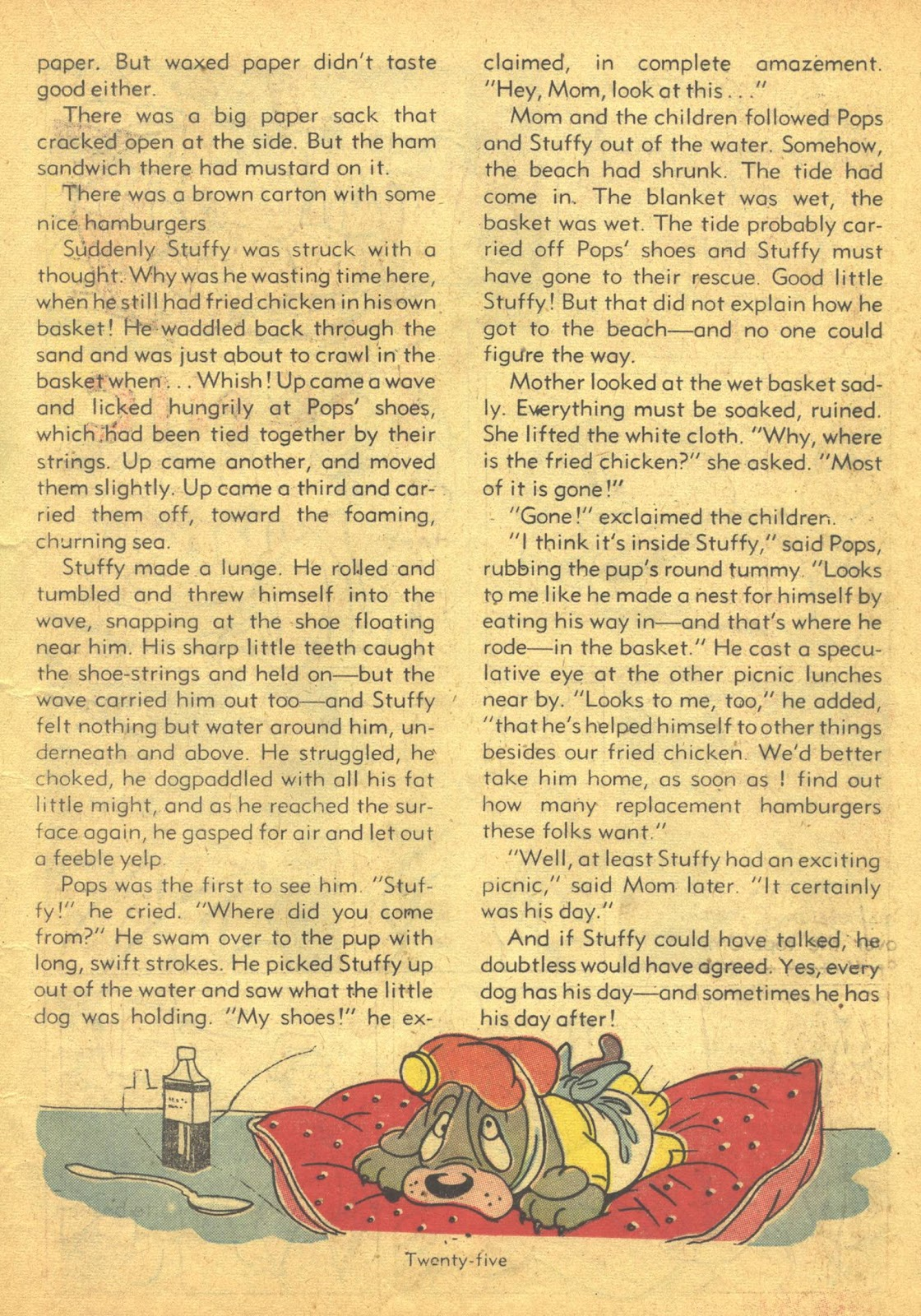 Walt Disney's Comics and Stories issue 41 - Page 27