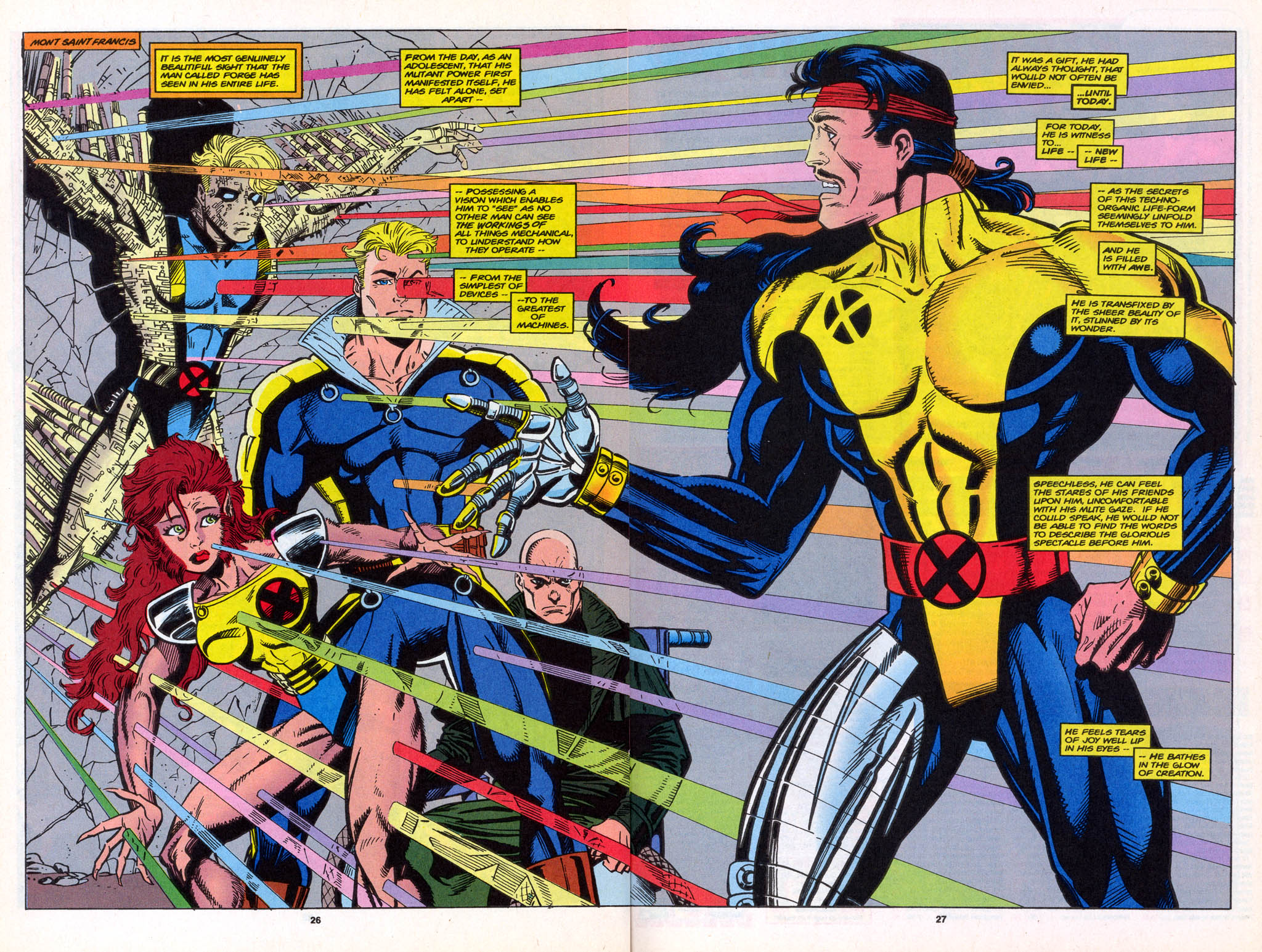 Read online X-Factor (1986) comic -  Issue #106 - 28