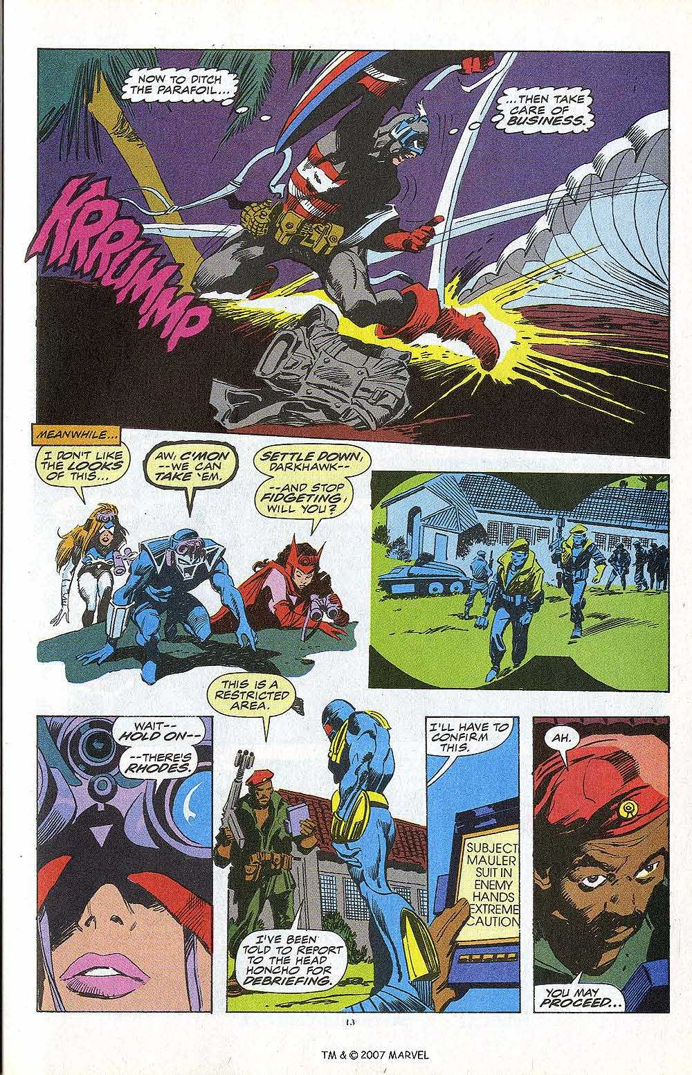 Iron Man Annual issue 13 - Page 15