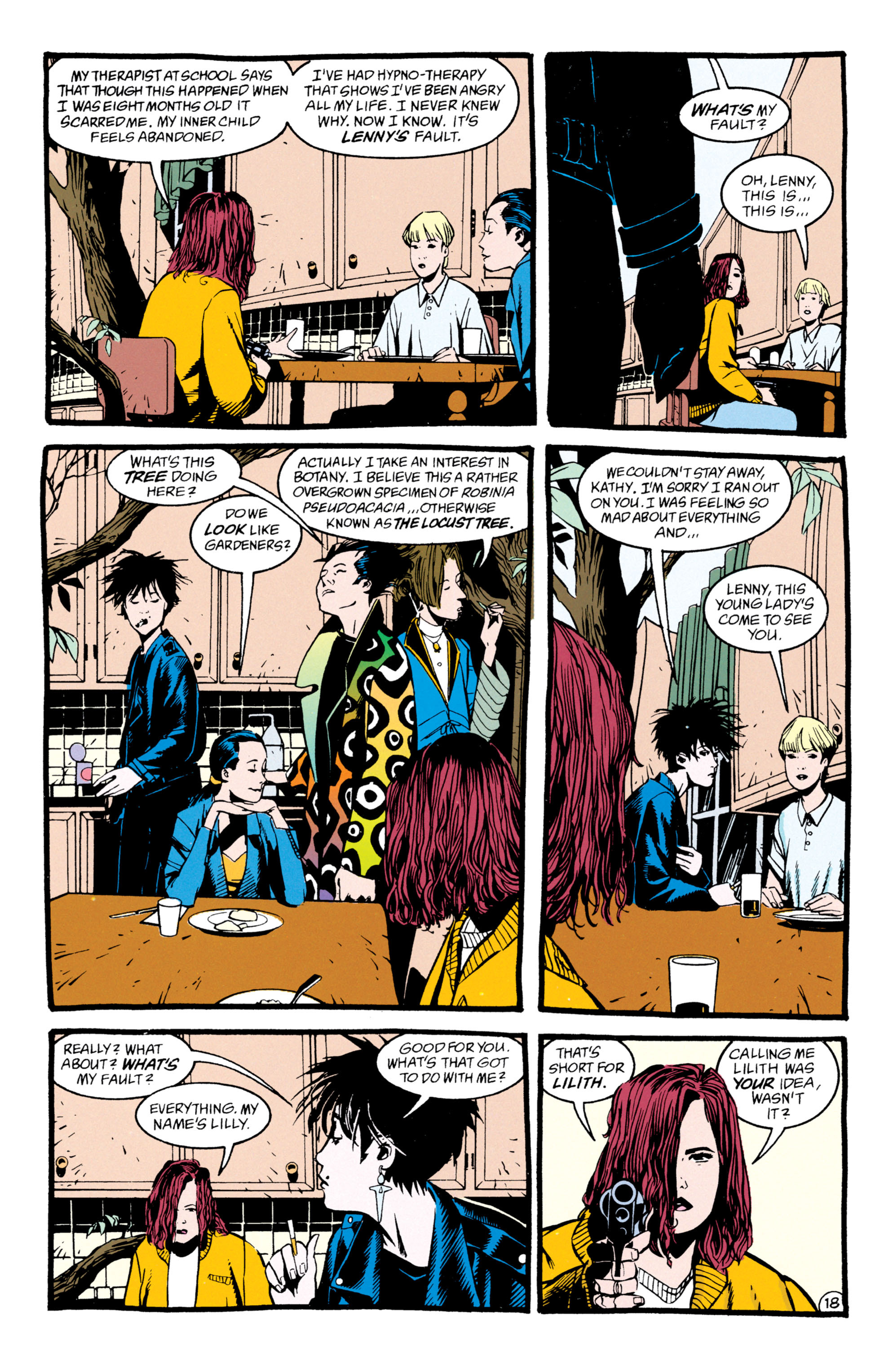 Read online Shade, the Changing Man comic -  Issue #47 - 19