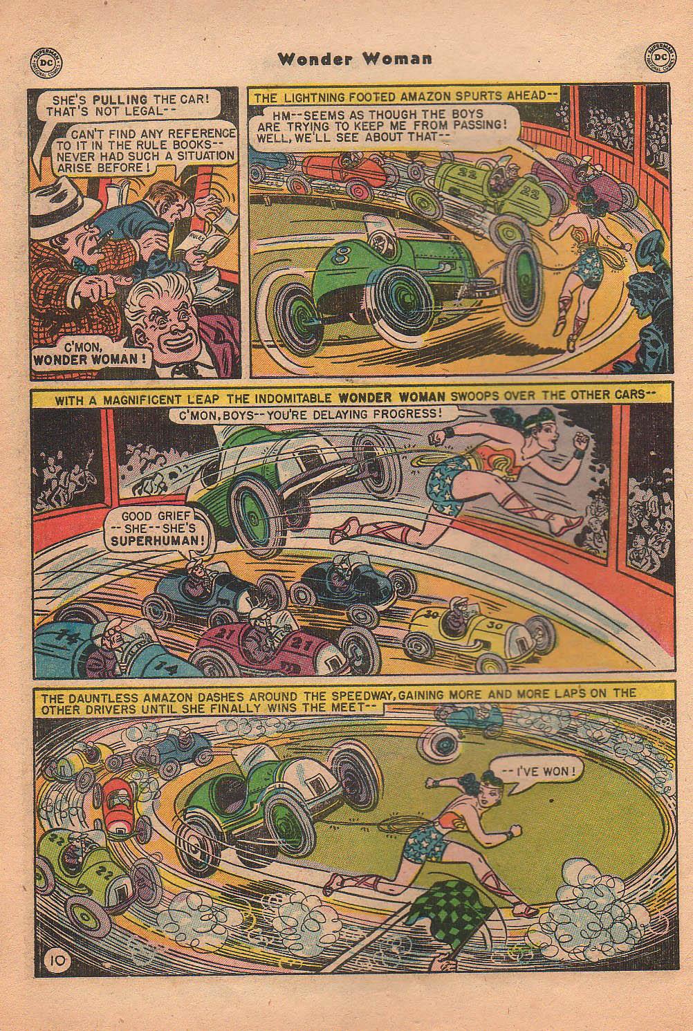 Read online Wonder Woman (1942) comic -  Issue #42 - 13