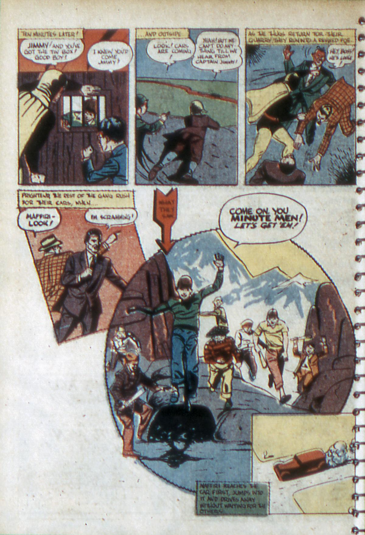 Read online Adventure Comics (1938) comic -  Issue #54 - 11