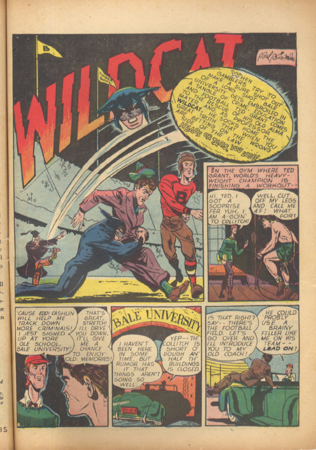 Read online Sensation (Mystery) Comics comic -  Issue #24 - 49