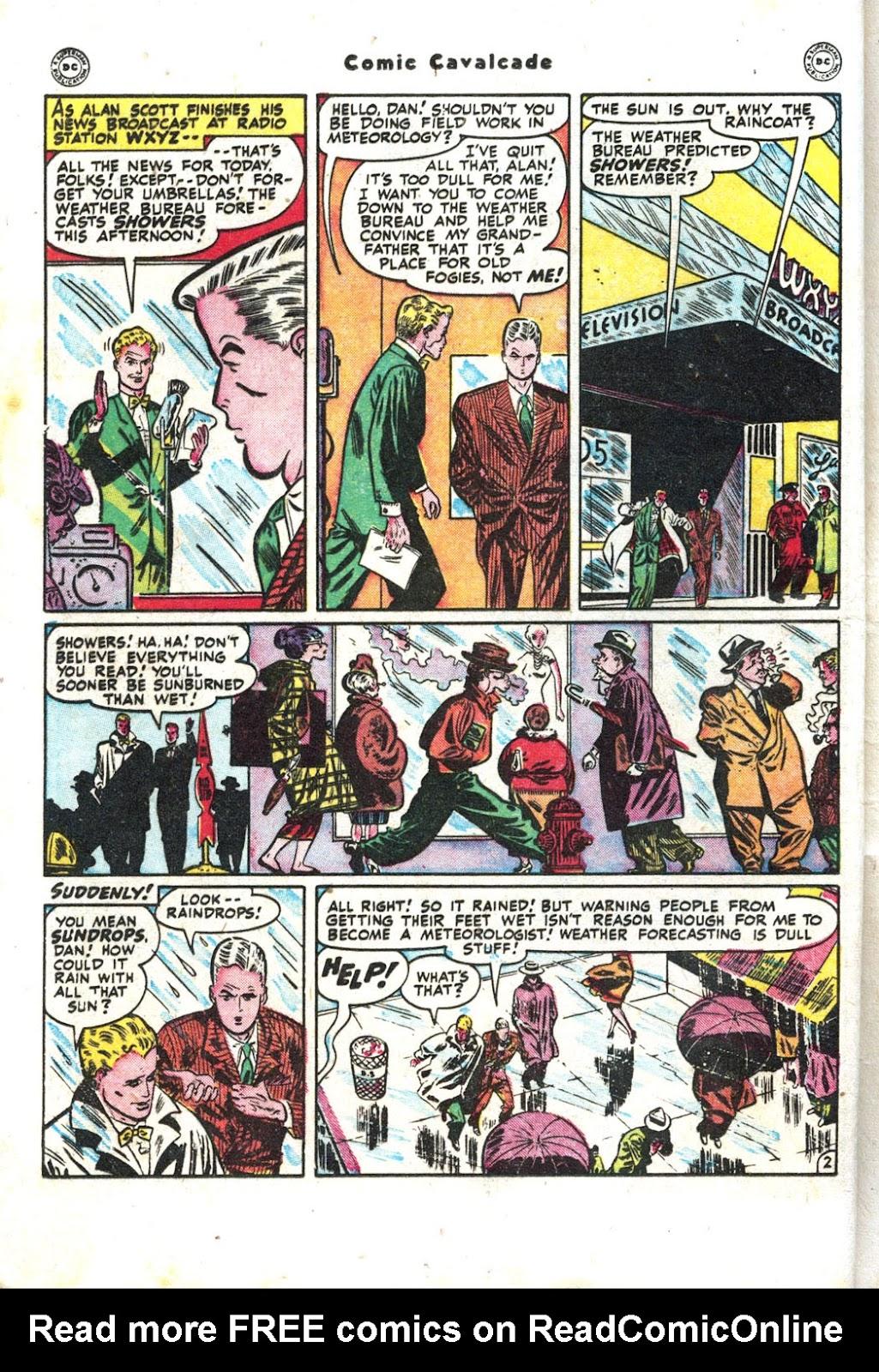 Comic Cavalcade issue 26 - Page 28