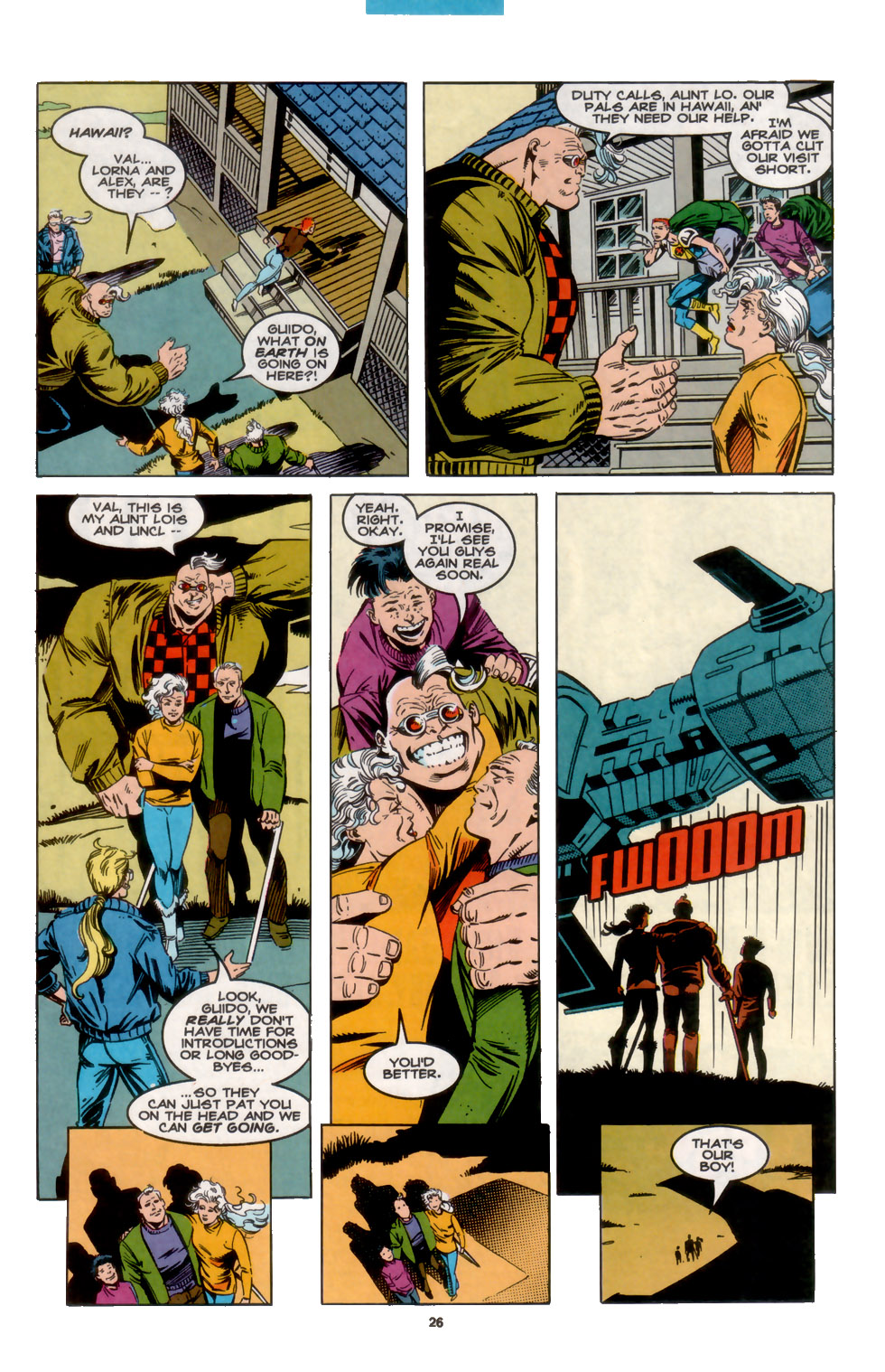 Read online X-Factor (1986) comic -  Issue #104 - 20