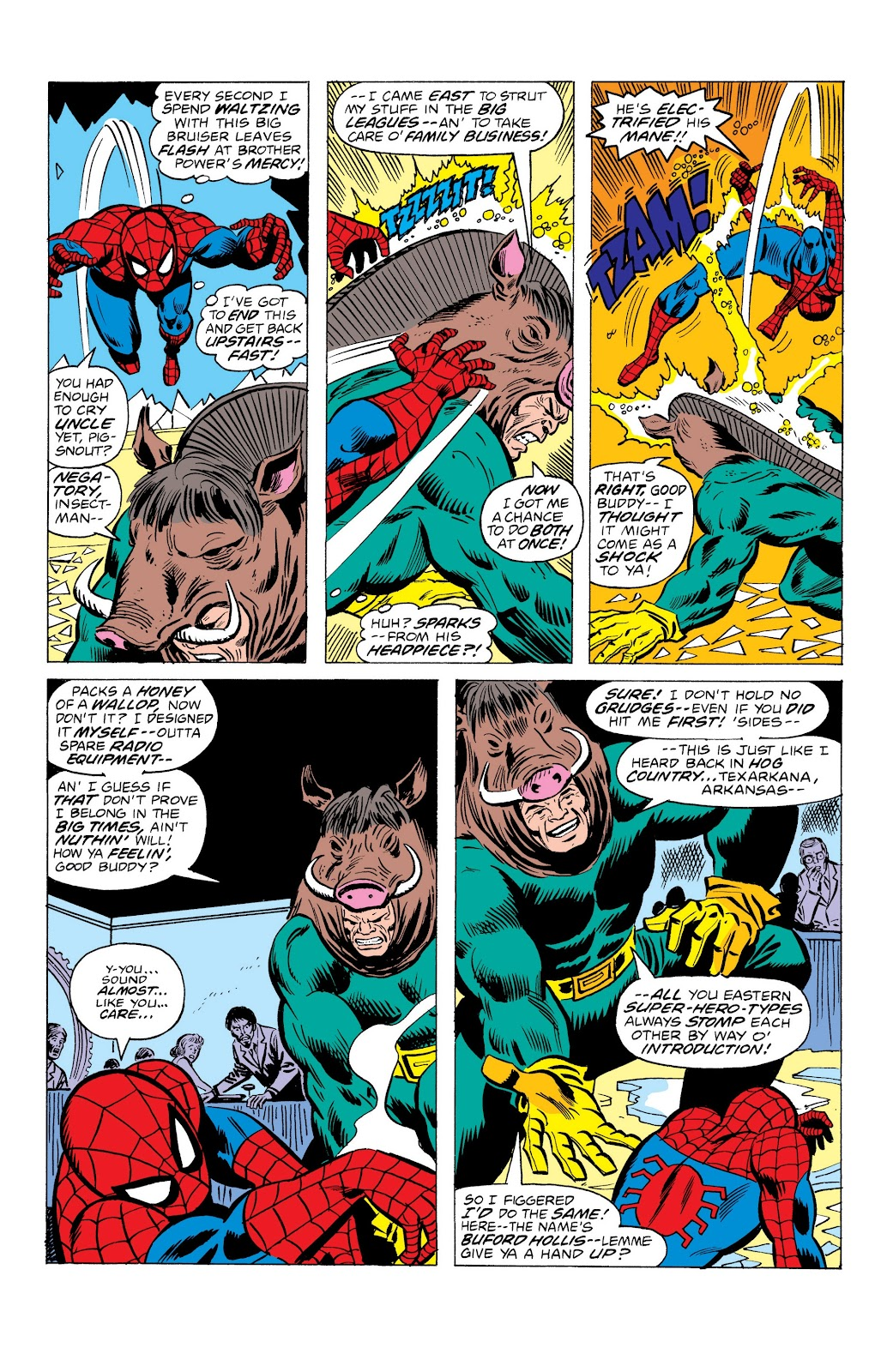 Read online Marvel Masterworks: The Spectacular Spider-Man comic -  Issue # TPB (Part 3) - 14