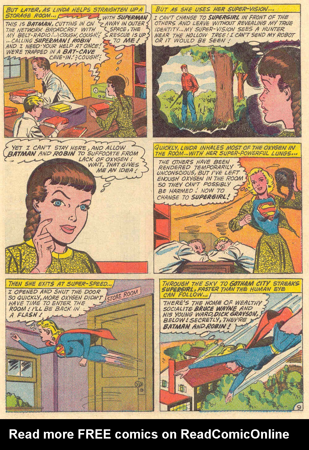 Read online Action Comics (1938) comic -  Issue #341 - 29