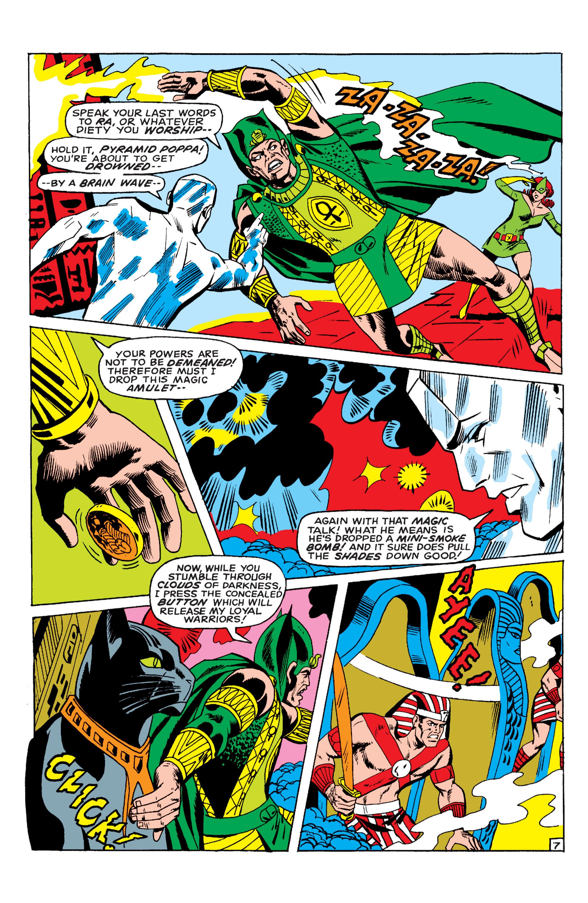 Read online Uncanny X-Men (1963) comic -  Issue #54 - 8