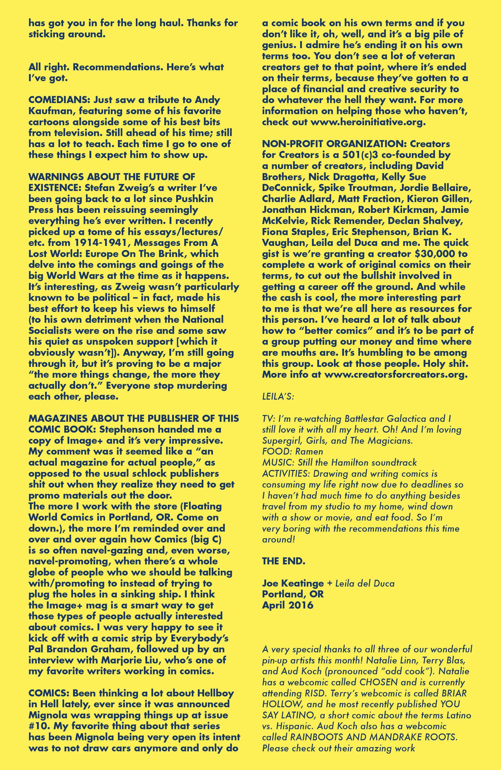 Read online Shutter comic -  Issue #21 - 26