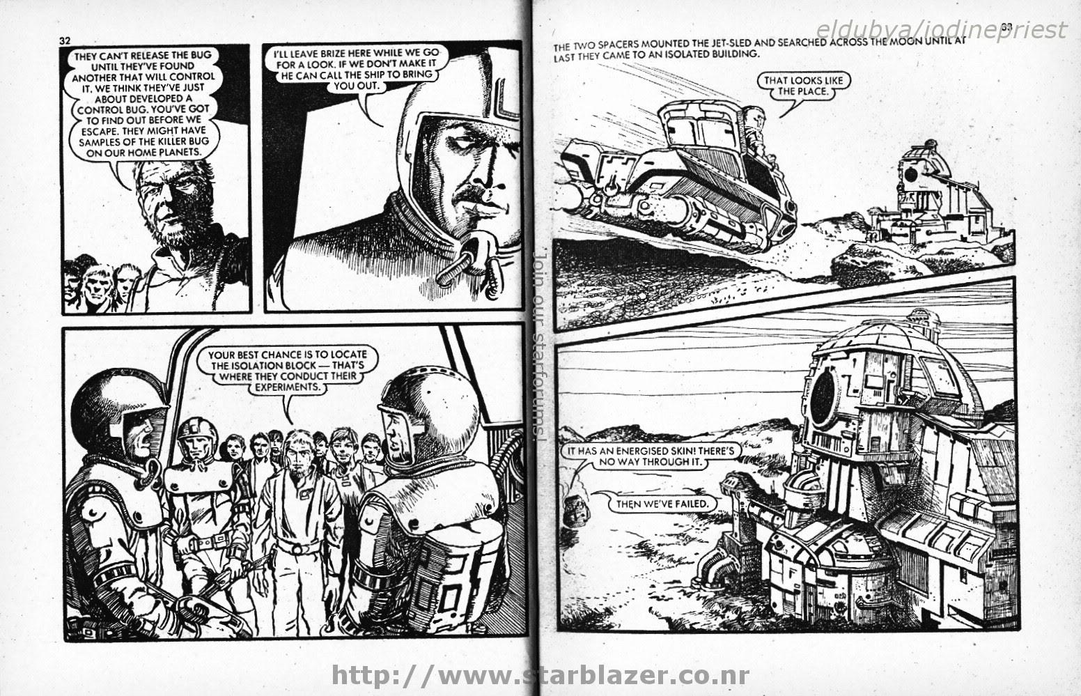 Starblazer issue 70 - Page 18